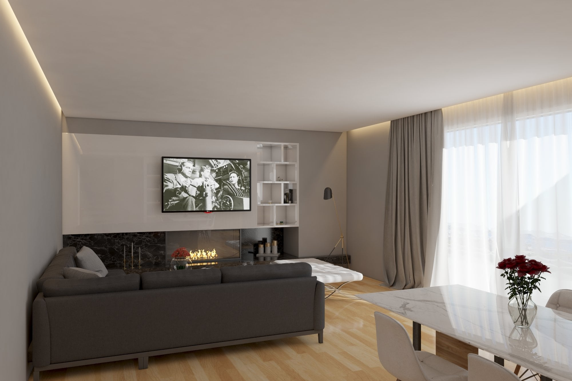 Appartement Alimos  -  ref GR-7523-S (picture 2)