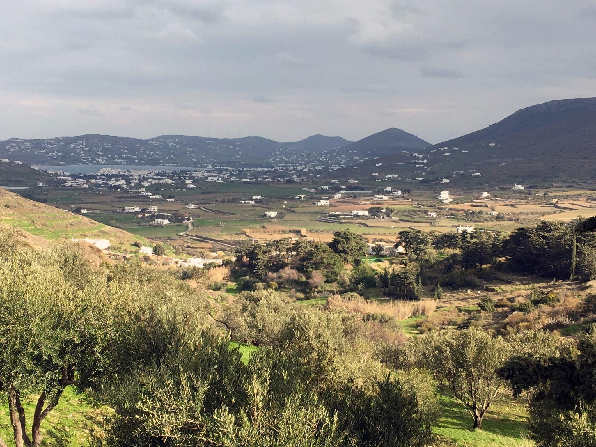 Terrain, Paros - Ref GR-4973