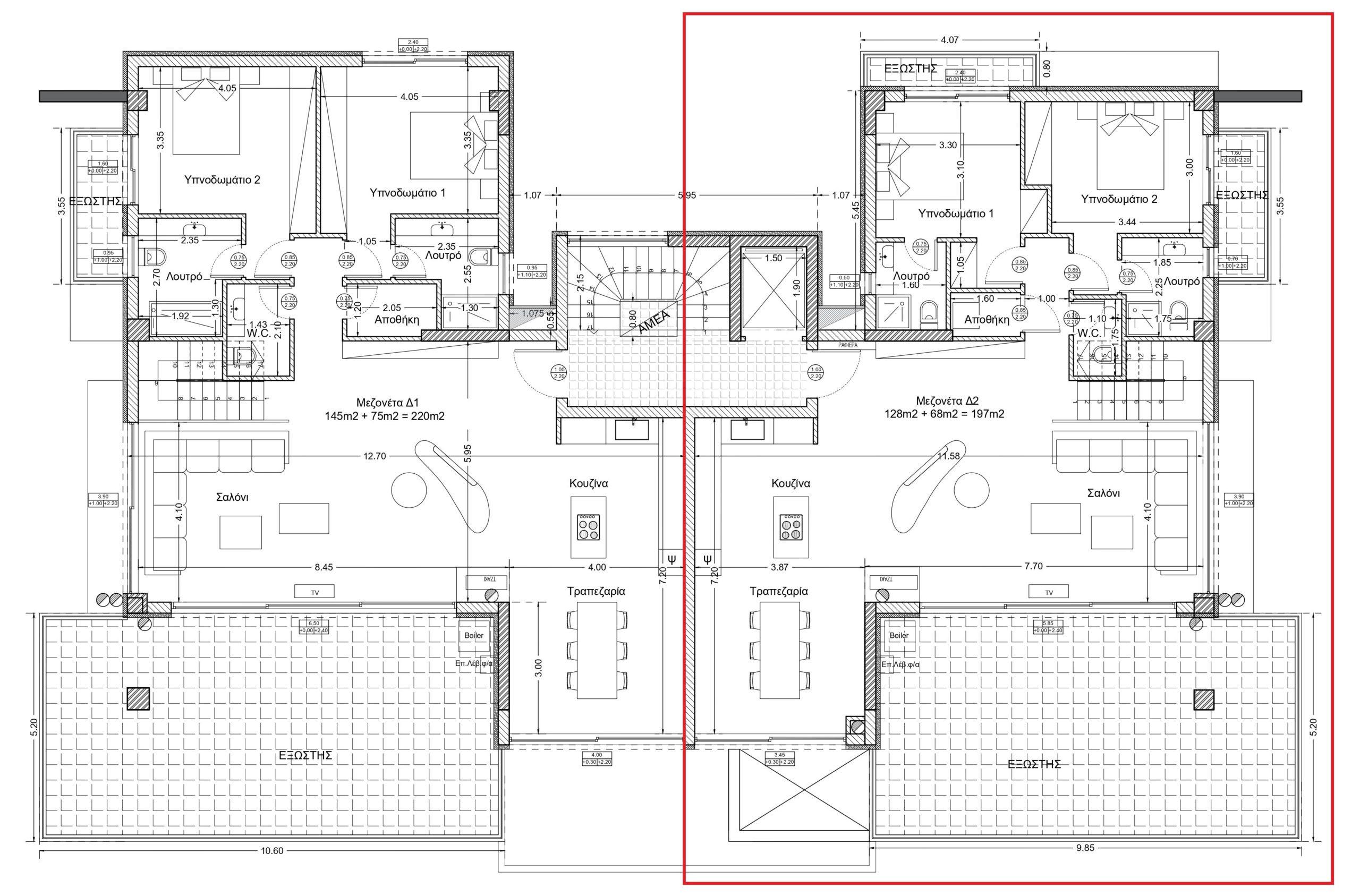 Appartement Voula  -  ref GR-8300-S (picture 3)