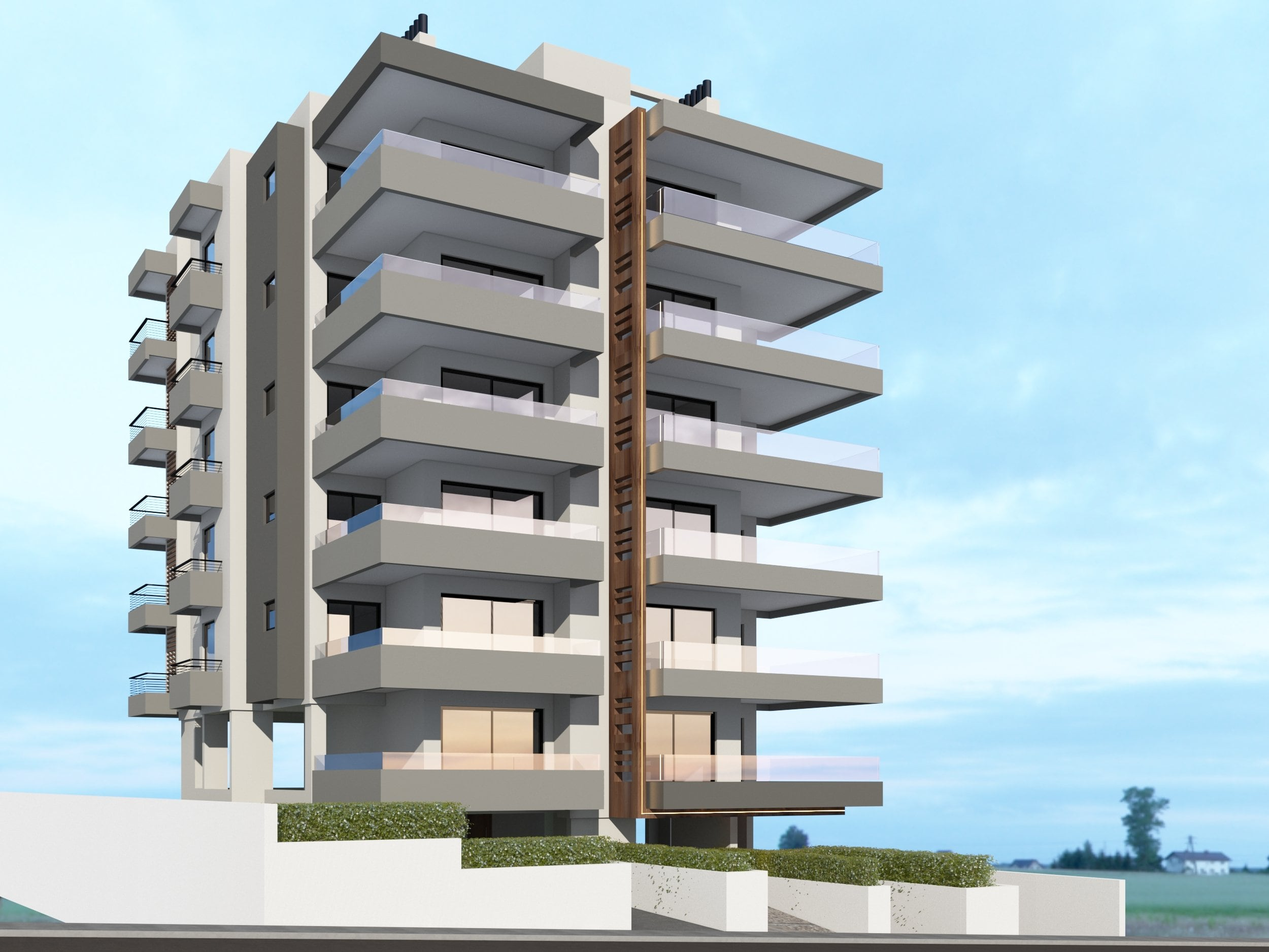 Appartement Alimos  -  ref GR-7518-S (picture 1)