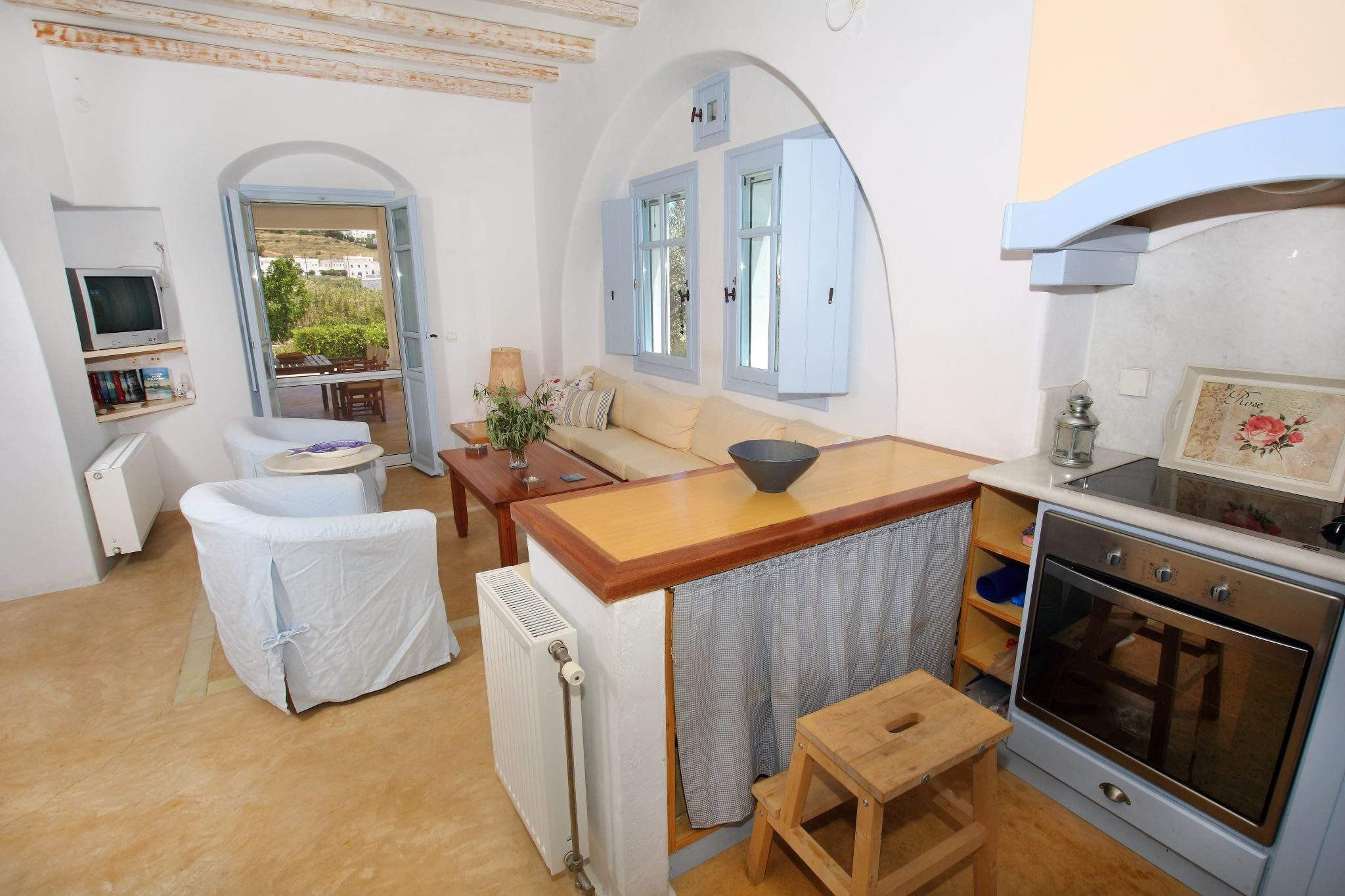 Paros  - House 3 Bedrooms - picture 5