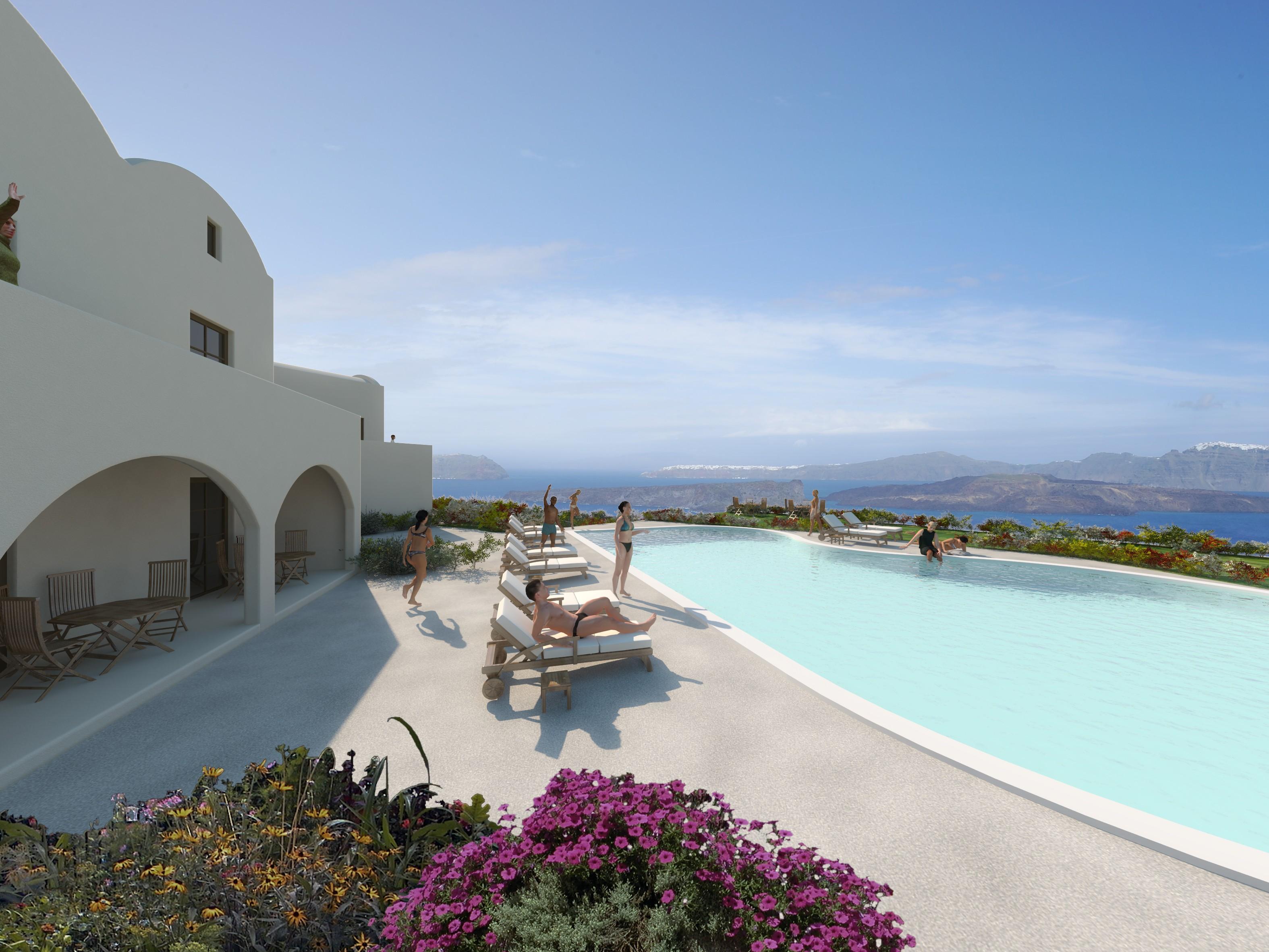 Santorini  - Maison  - picture 4