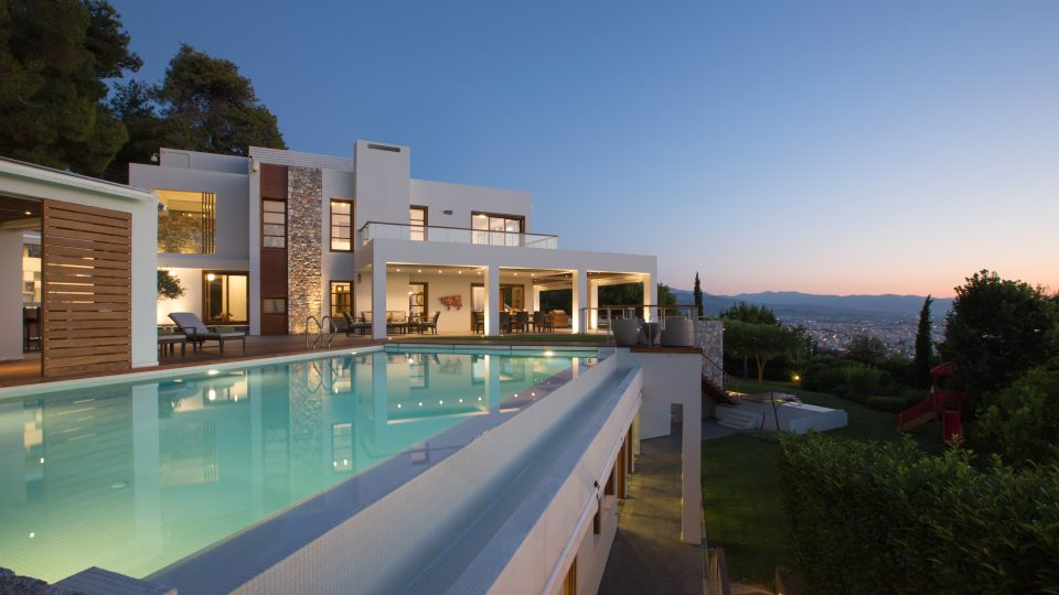 Magnificent Villa | Chania, Crete