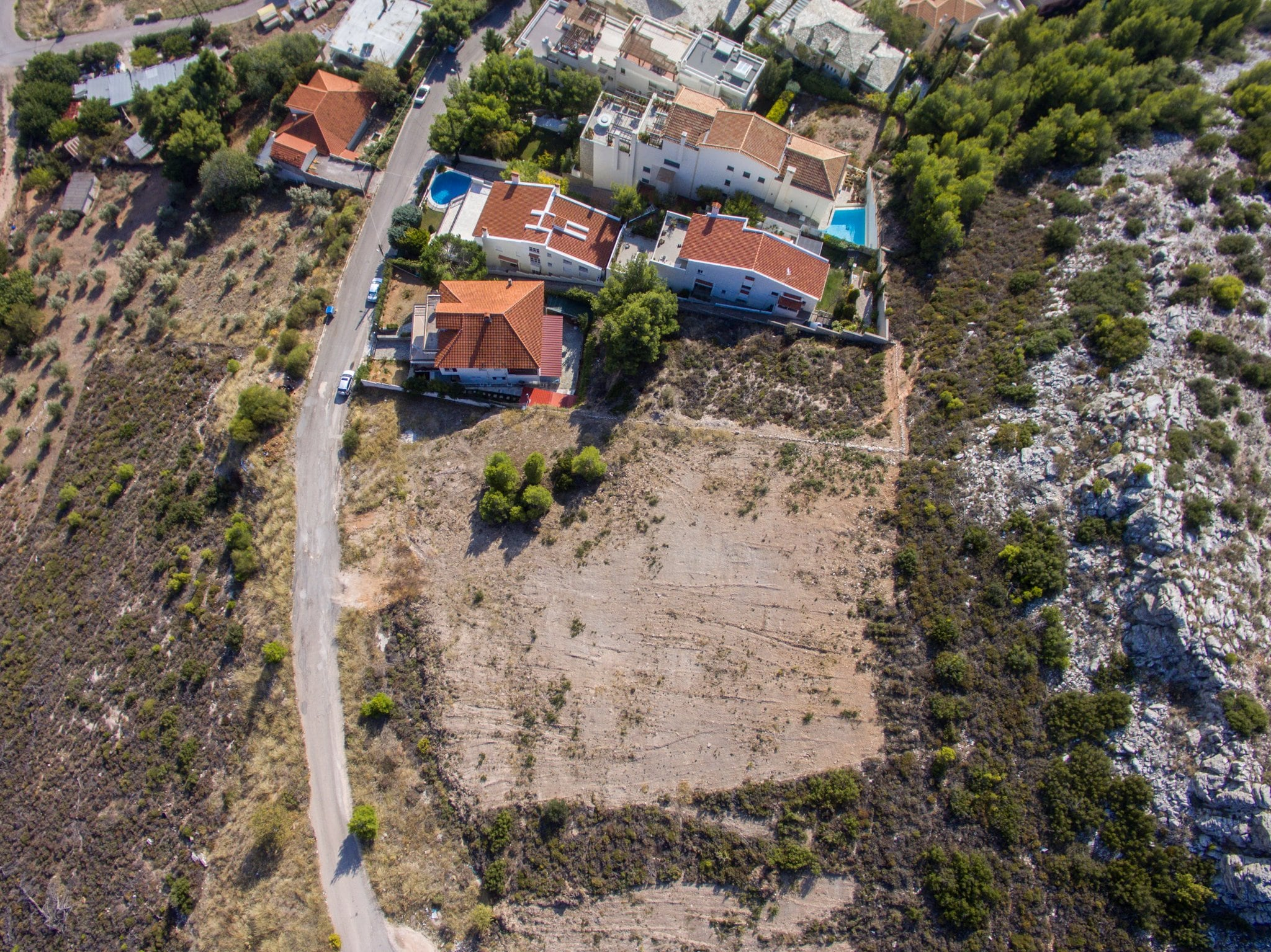 Athens  - Terrain  - picture 4