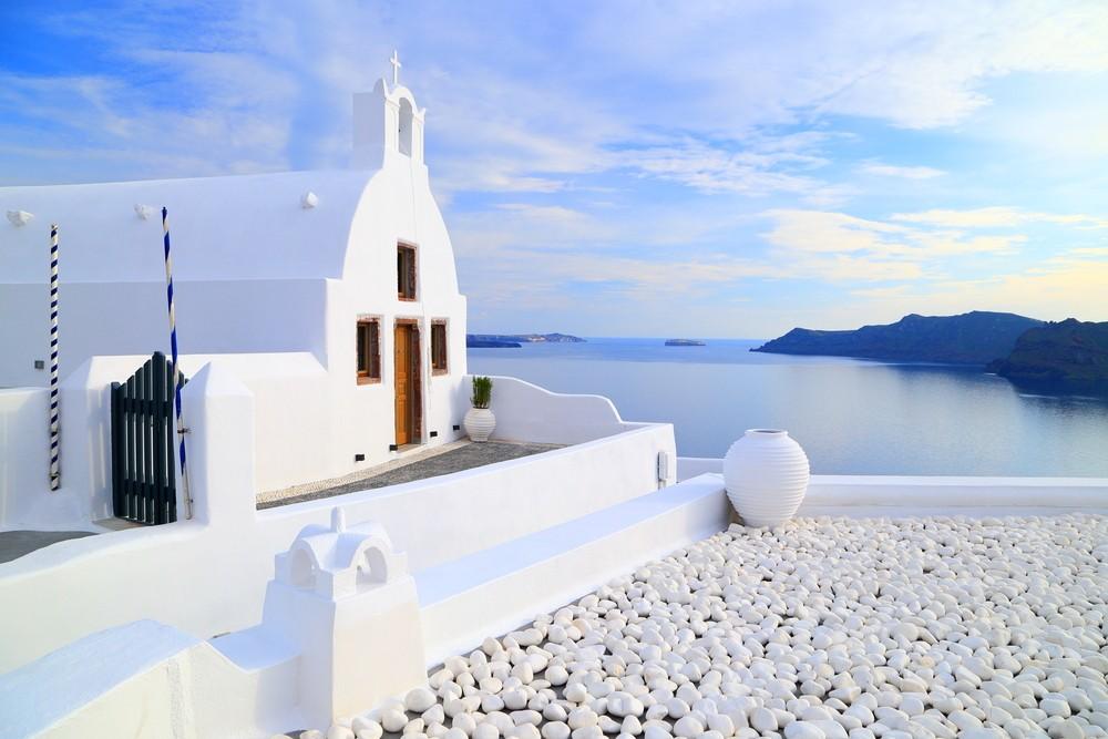 Santorin barnes greece for Acheter une maison dans les cyclades