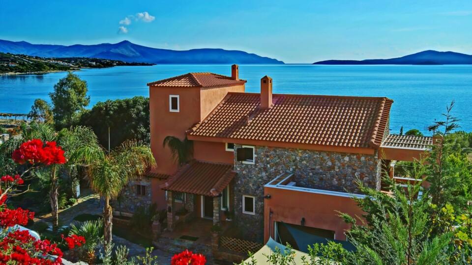 Stunning Villa | Dilisos, Evia