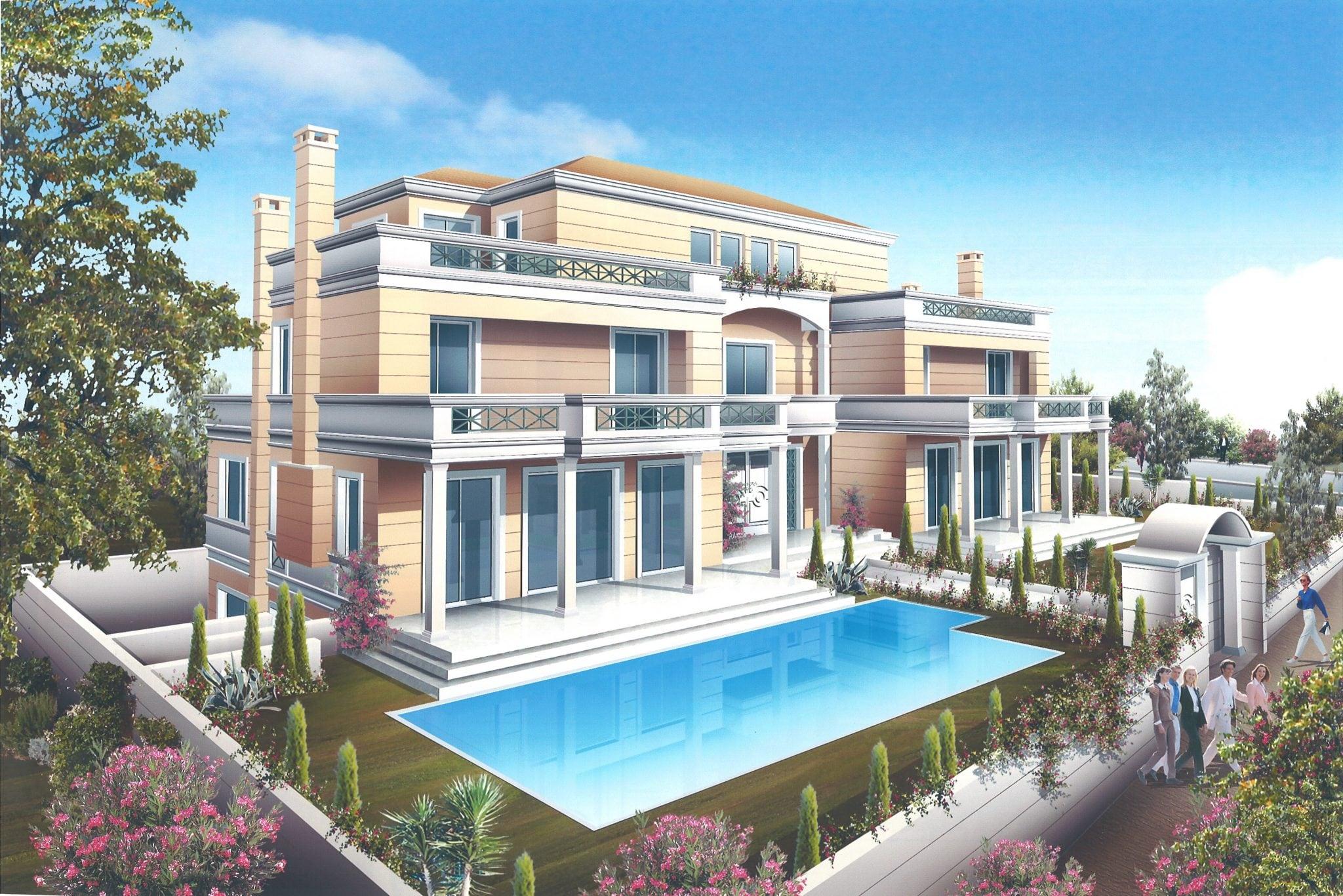 Casa, Voula - Ref GR-2681