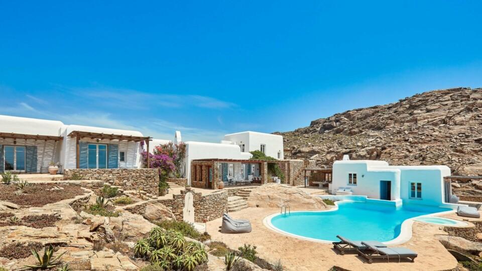 Villa Dolce Vita | Mykonos Island