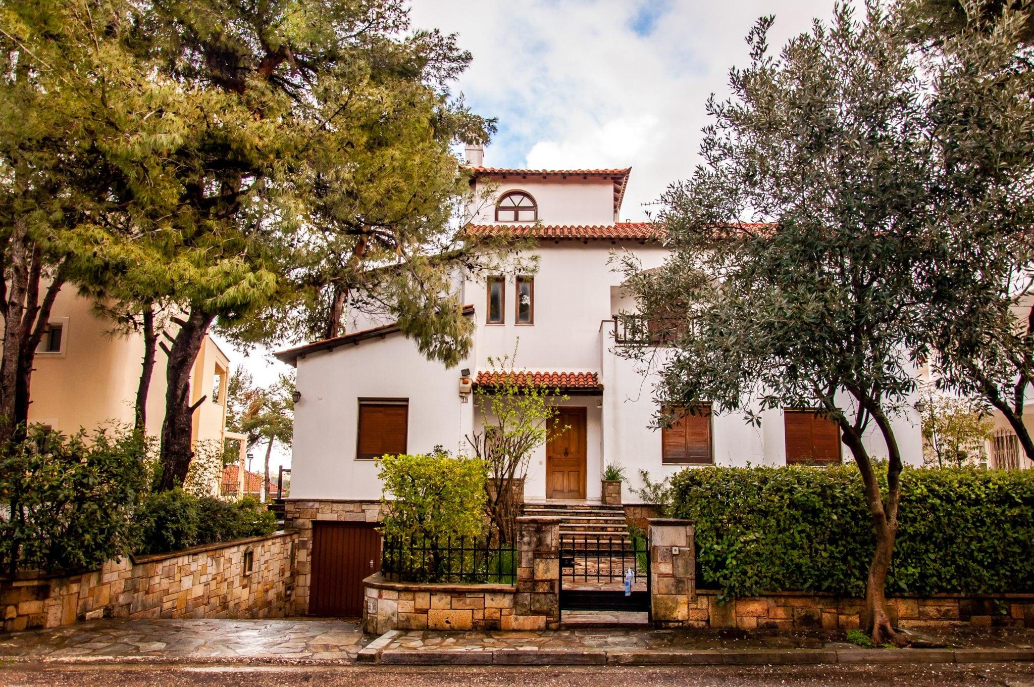 Maison, Stamata - Ref GR-3874