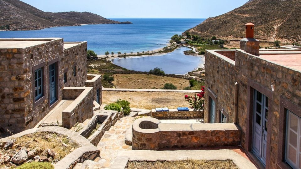 Stunning Houses | Patmos Island