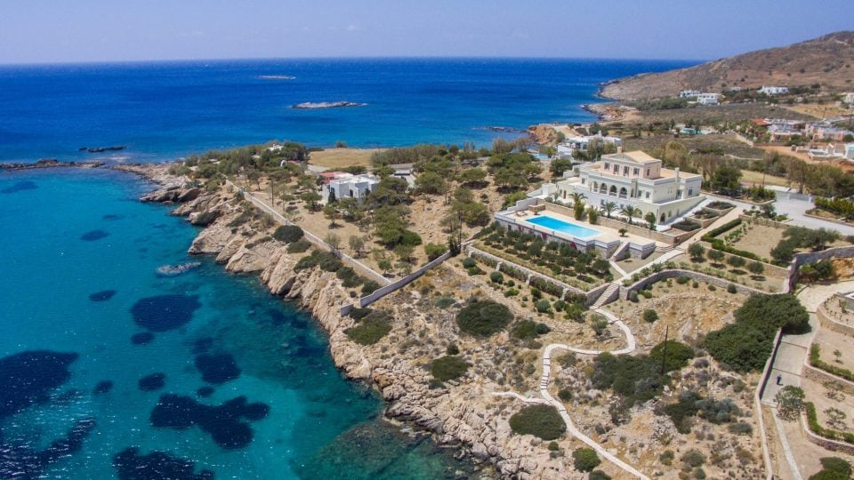 Unique Seaside Villa | Syros Island