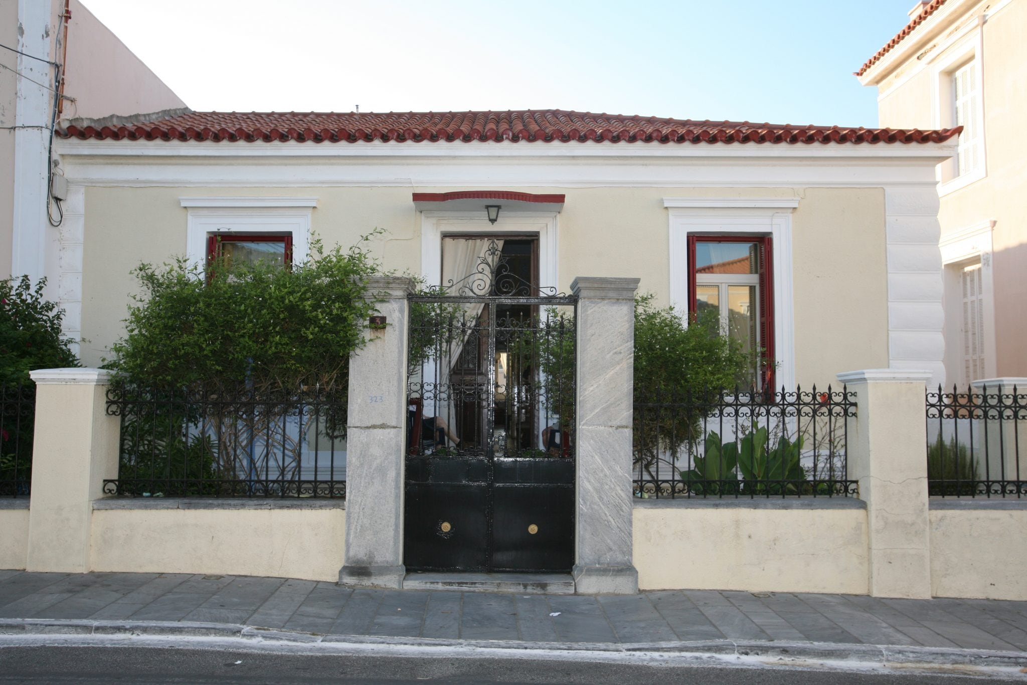 Maison, Andros - Ref GR-4469