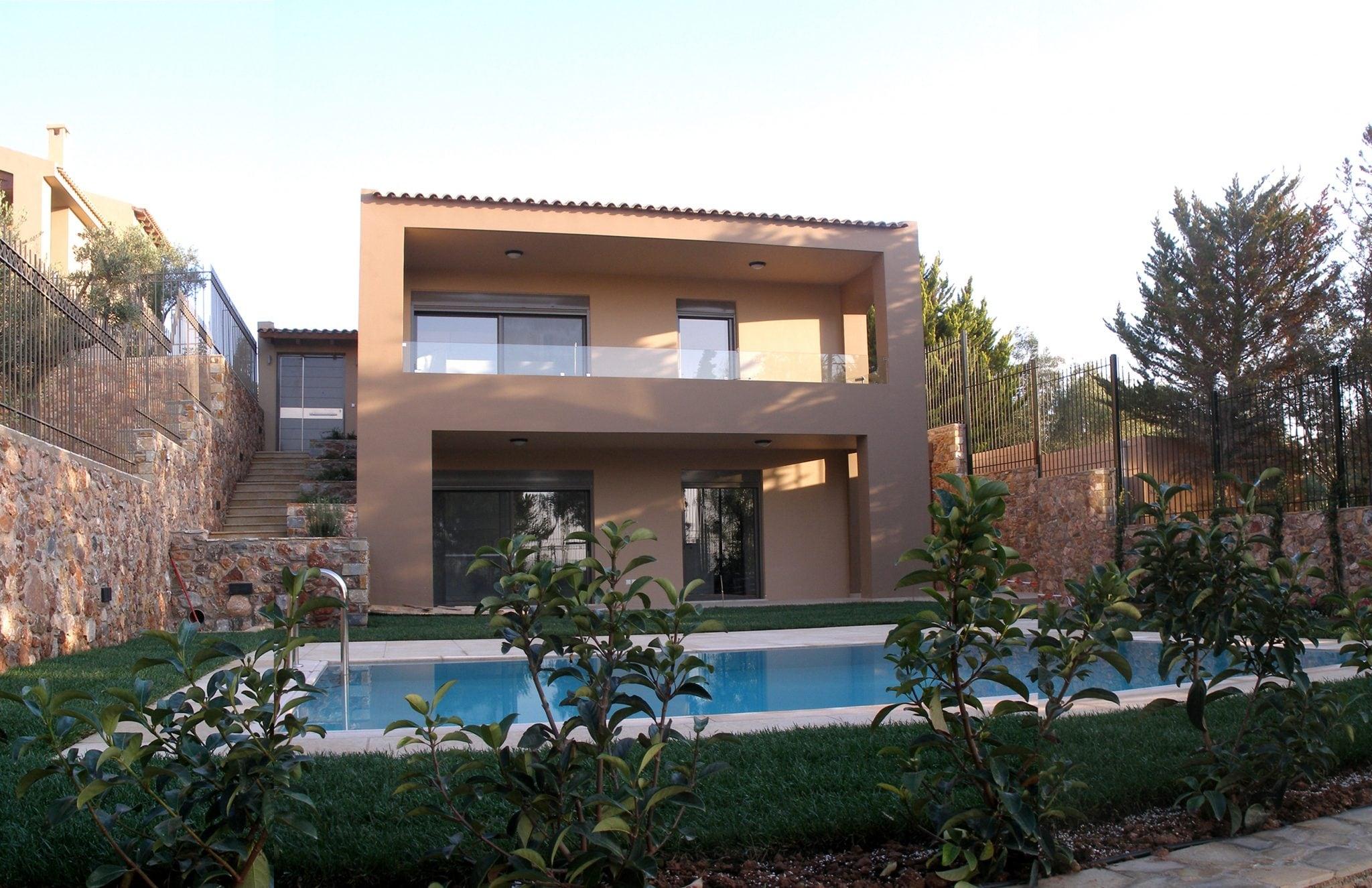 Maison, Paiania - Ref GR-4297