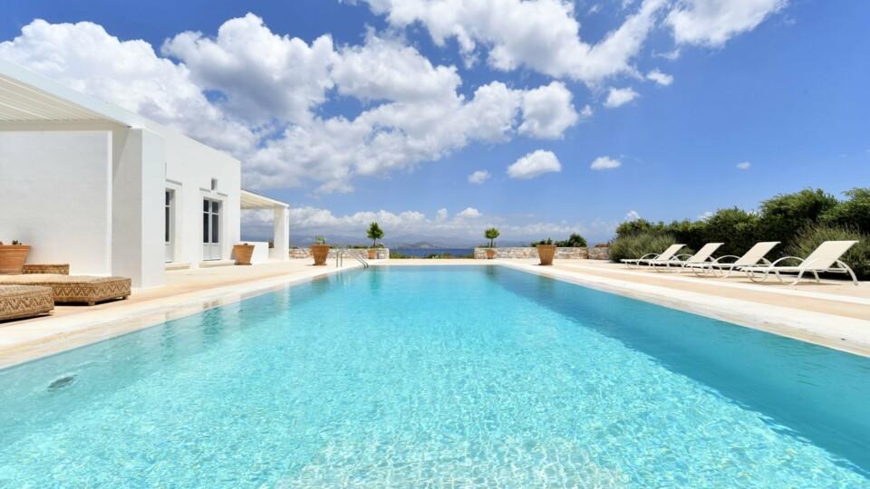 Stunning Villa | Paros Island