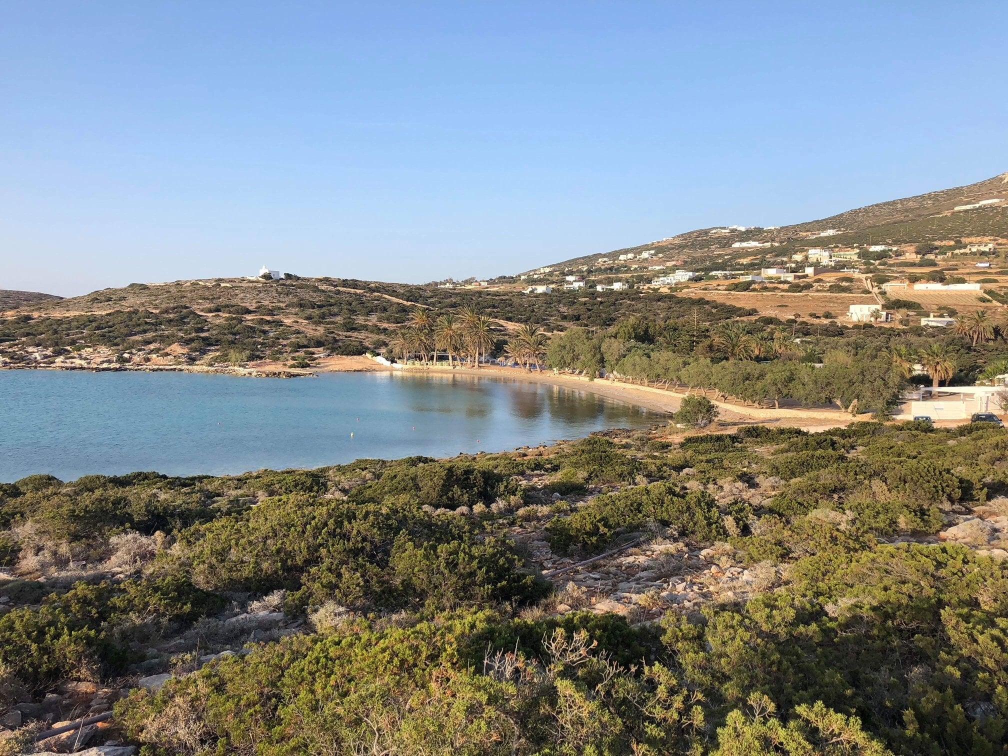 Terrain, Paros - Ref GR-4691