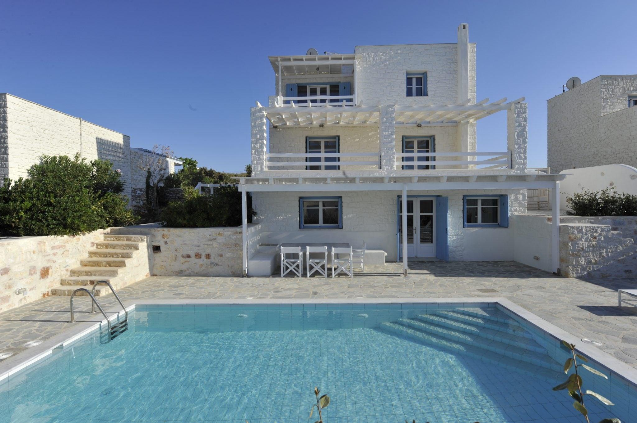 House, Paros - Ref GR-4760