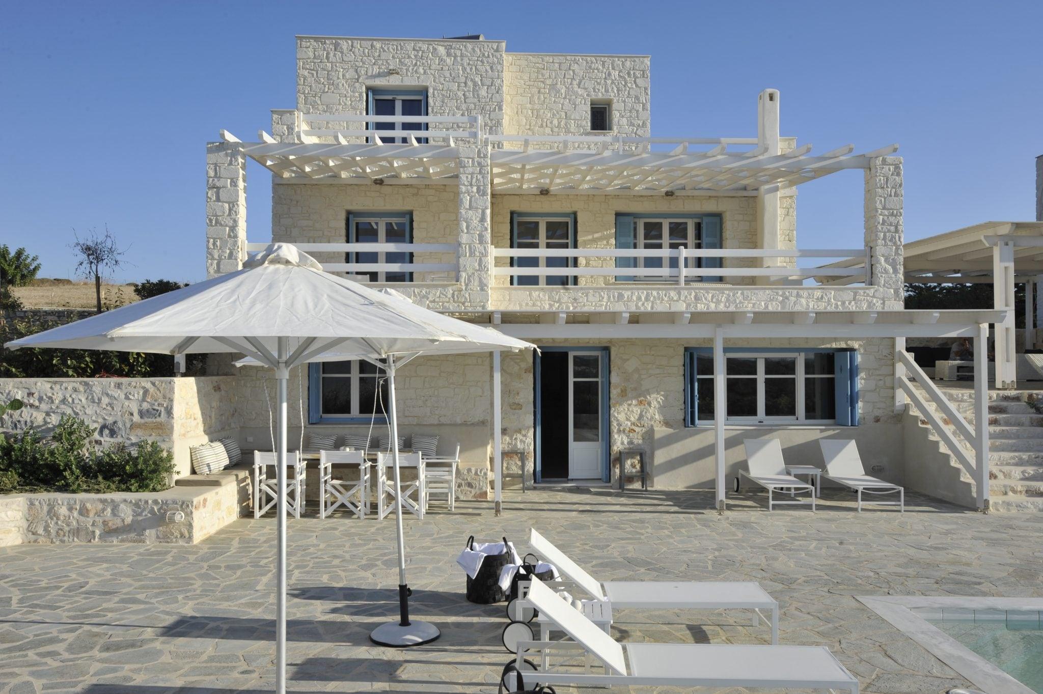 House, Paros - Ref GR-4761