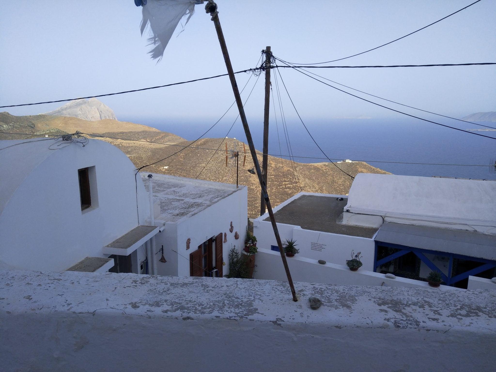 Maison, Anafi - Ref GR-4776