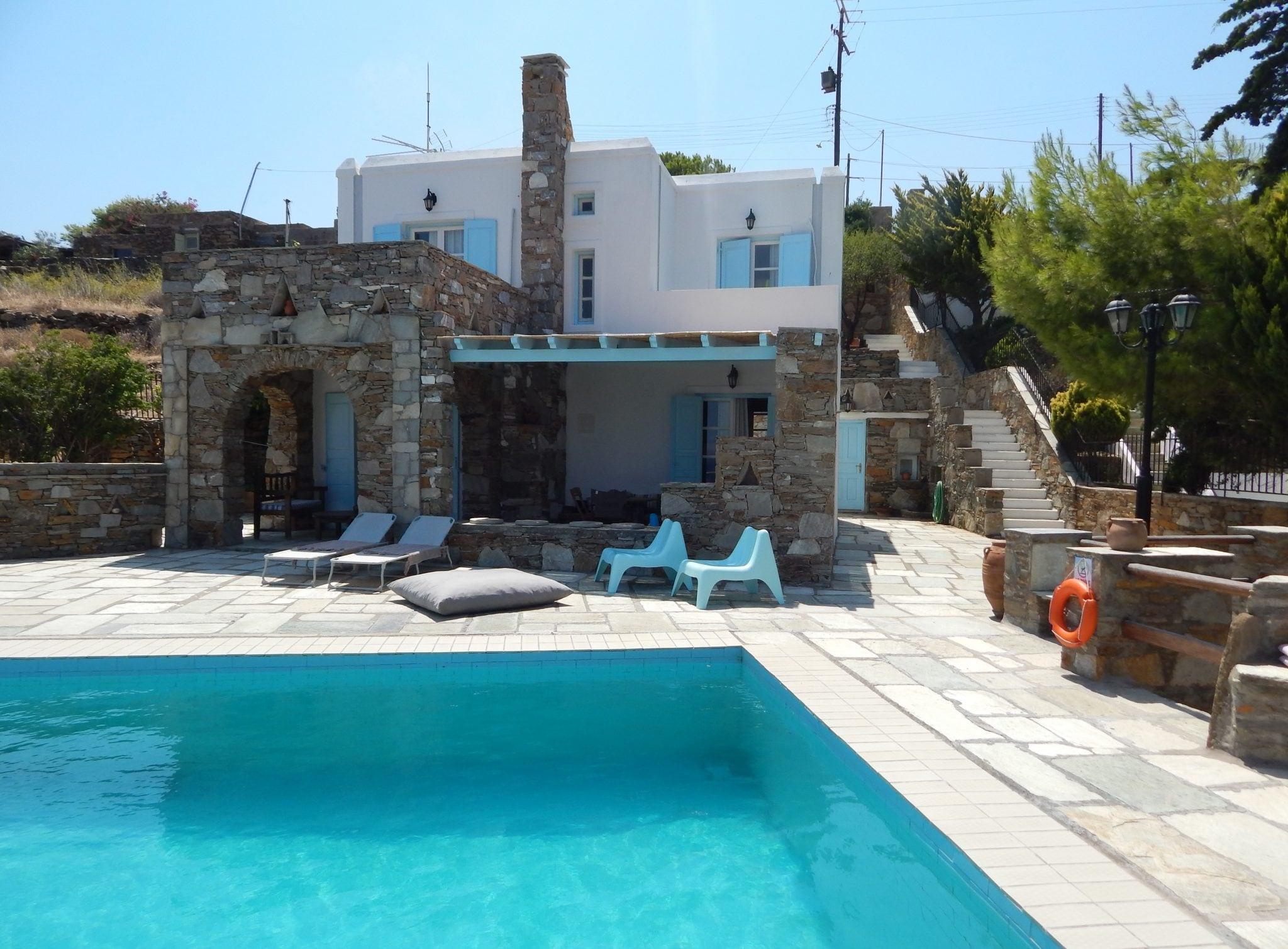 Maison, Kythnos - Ref GR-4725