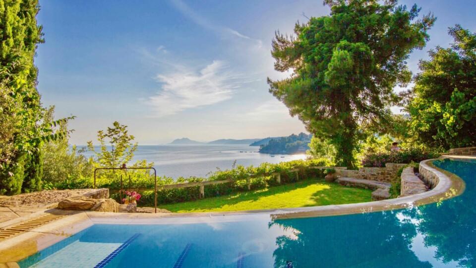 Unique Villa | Skiathos Island