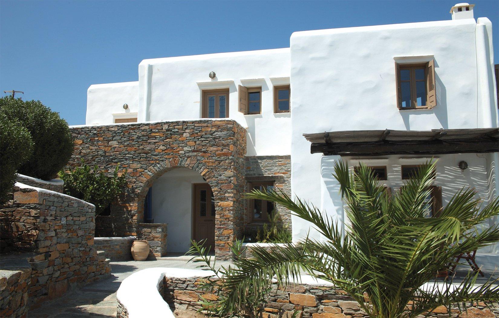 Maison, Kythnos - Ref GR-4893