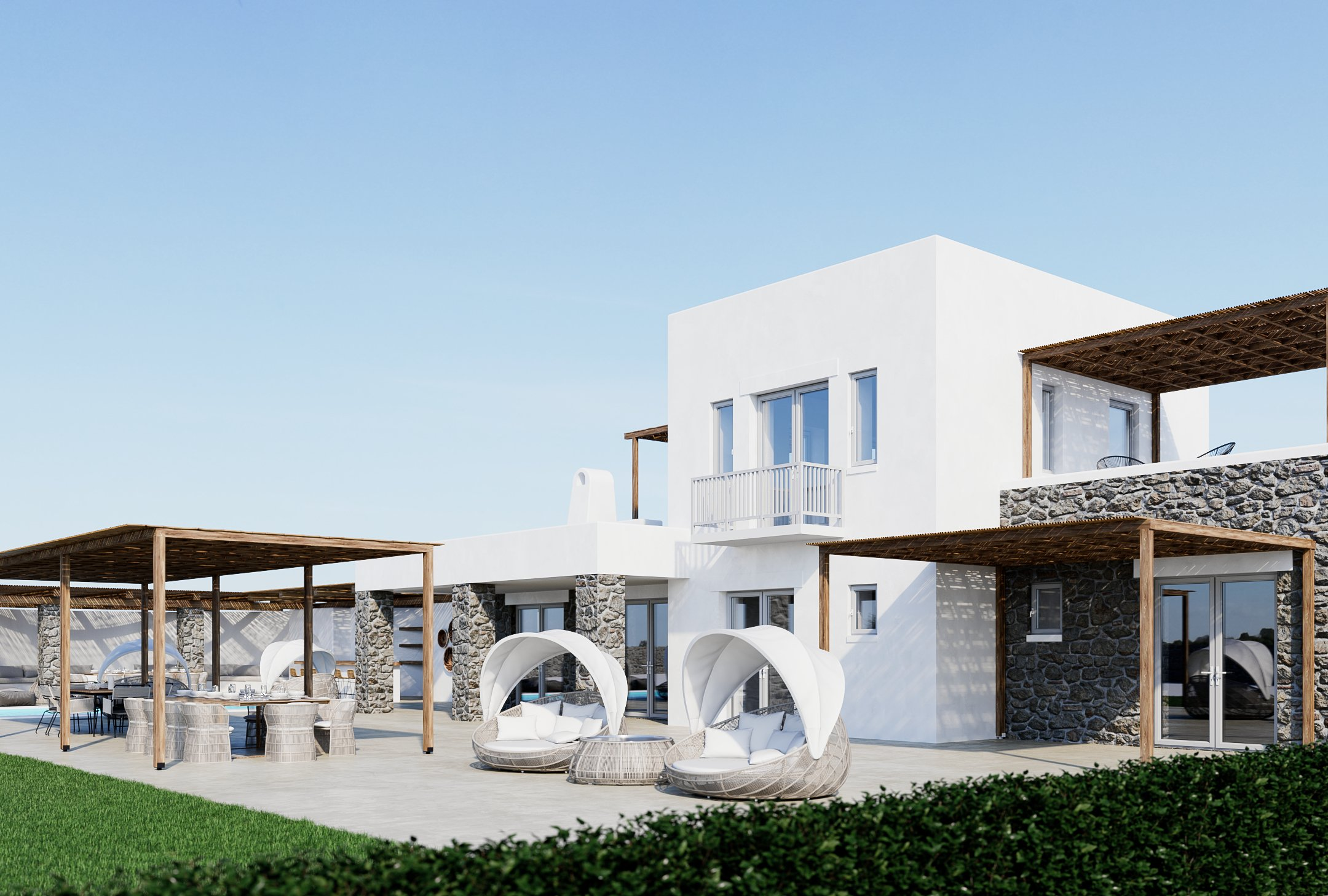 House Paros  -  ref GR-6079-S (picture 1)