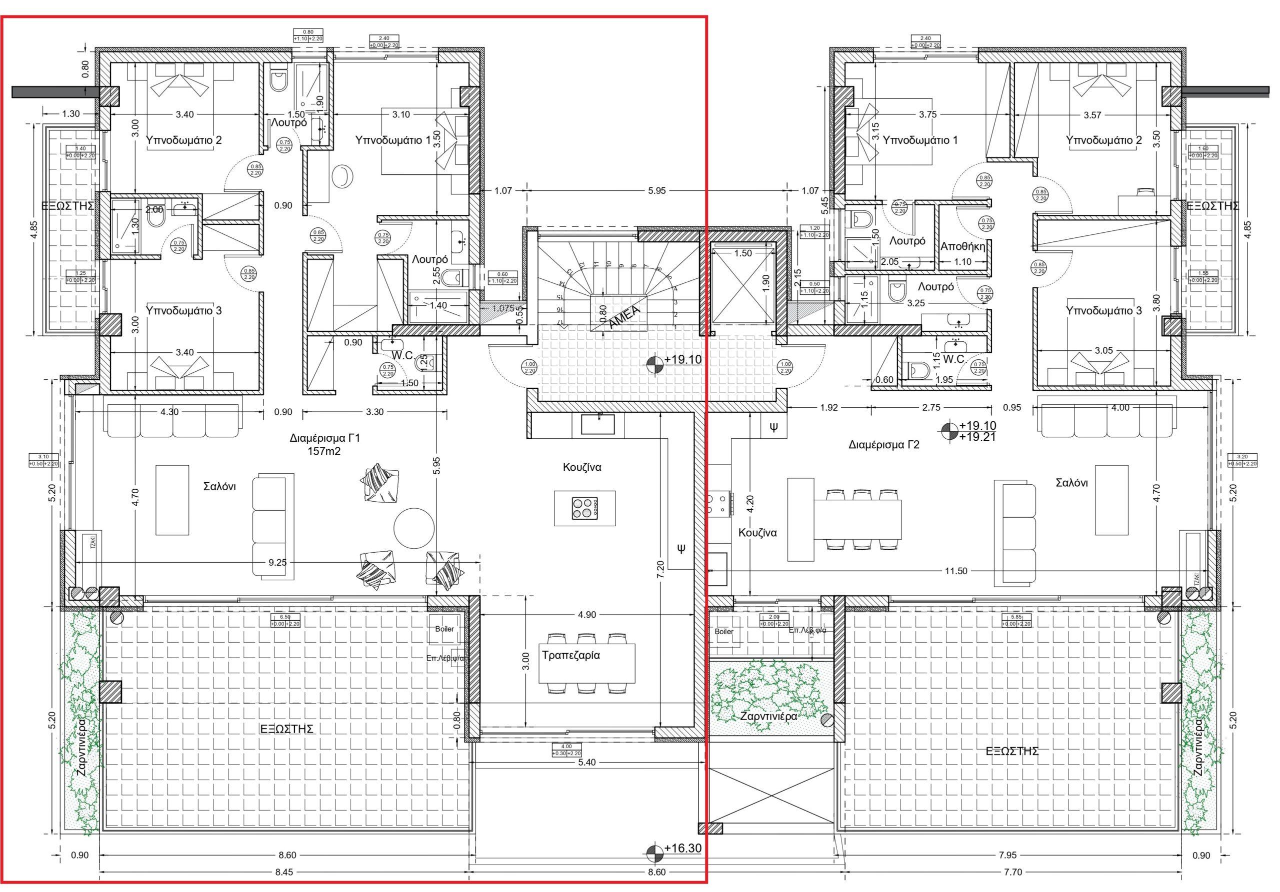 Appartement Voula  -  ref GR-8298-S (picture 3)