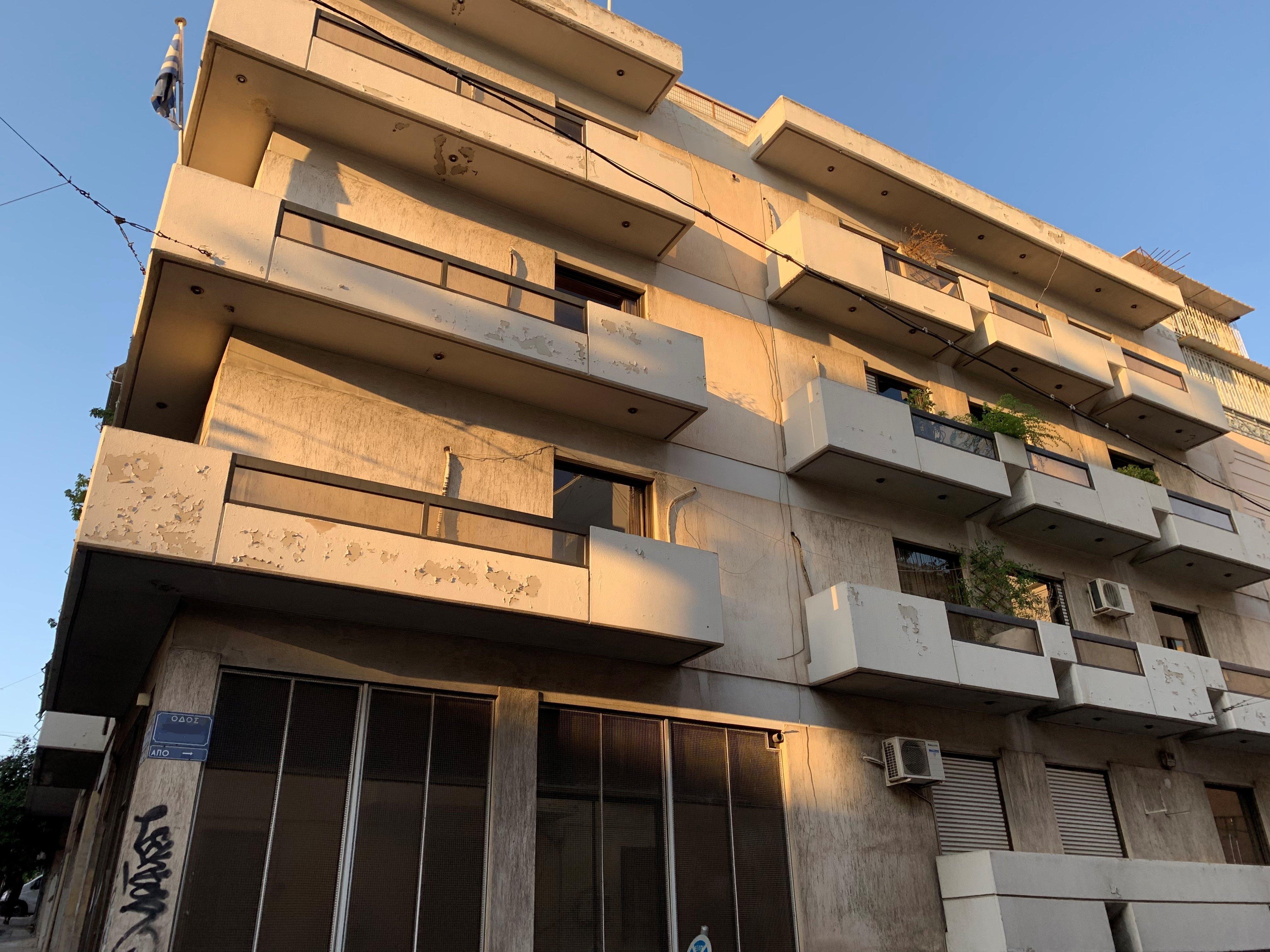 Building, Ampelokipoi - Ref GR-5774