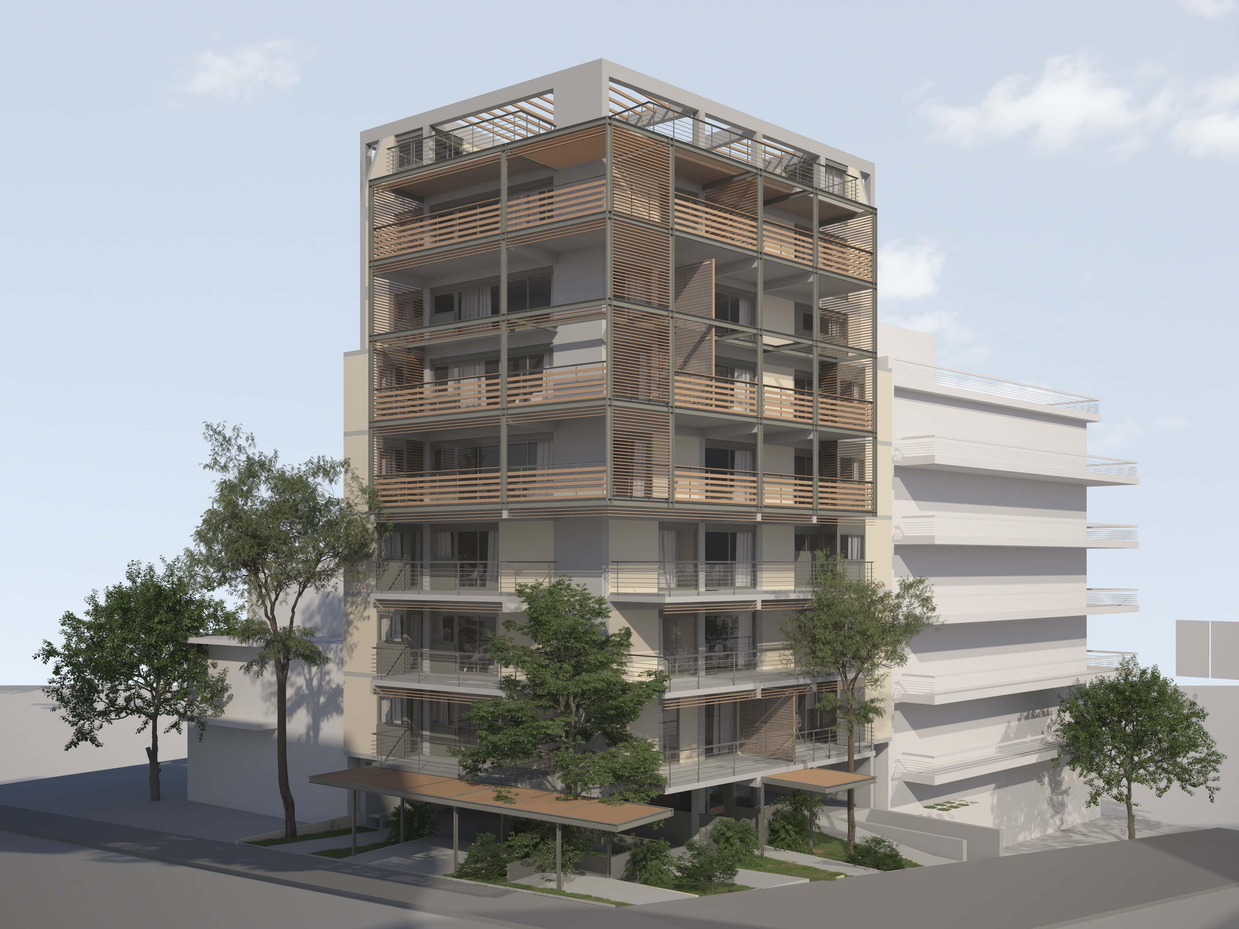 Apartment Nea Smyrni  -  ref GR-7677-S (picture 1)
