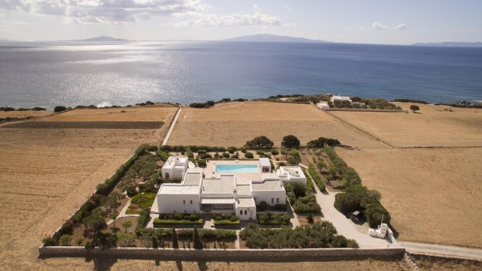 Seaview Villa | Paros Island