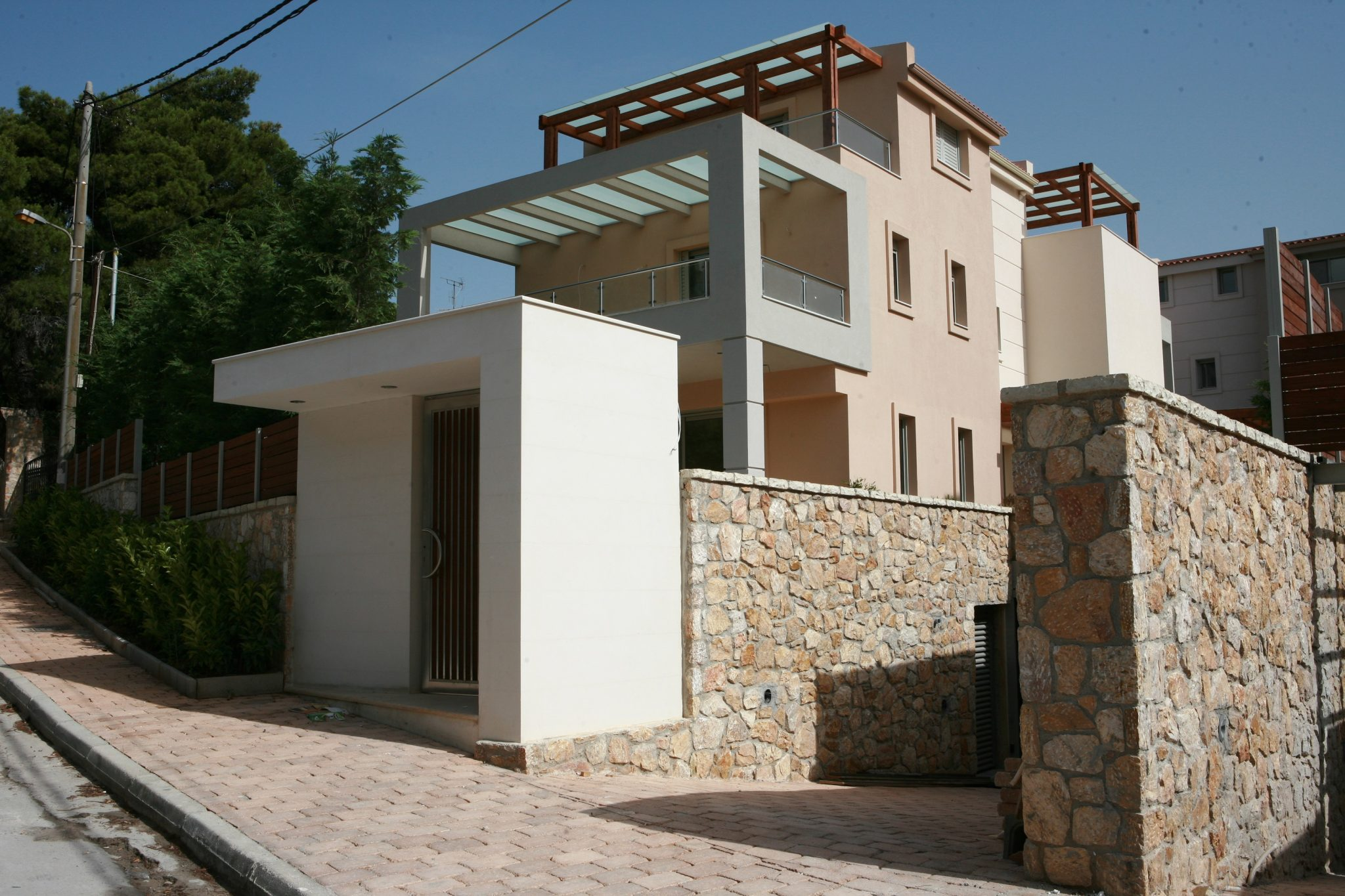 Maison, Penteli - Ref GR-4926