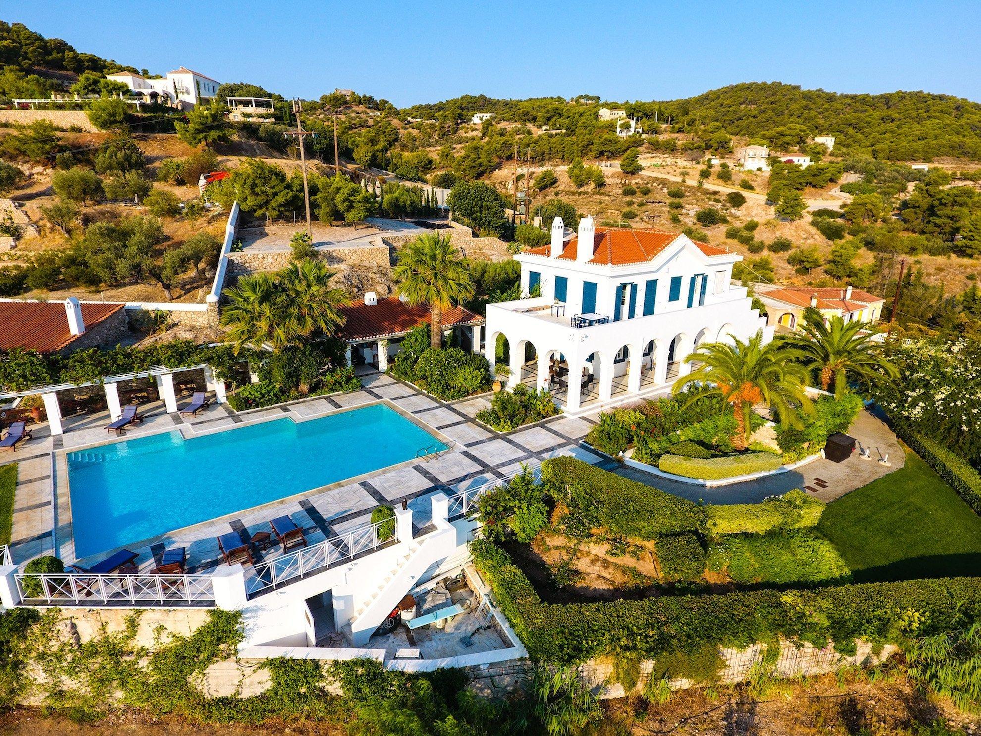Casa, Spetses - Ref GR-5428
