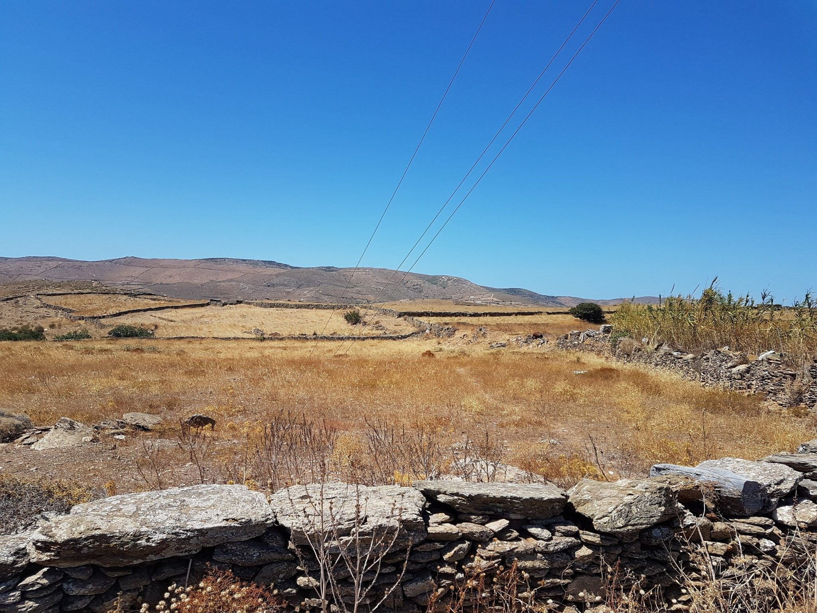 Terrain, Kythnos - Ref GR-5324