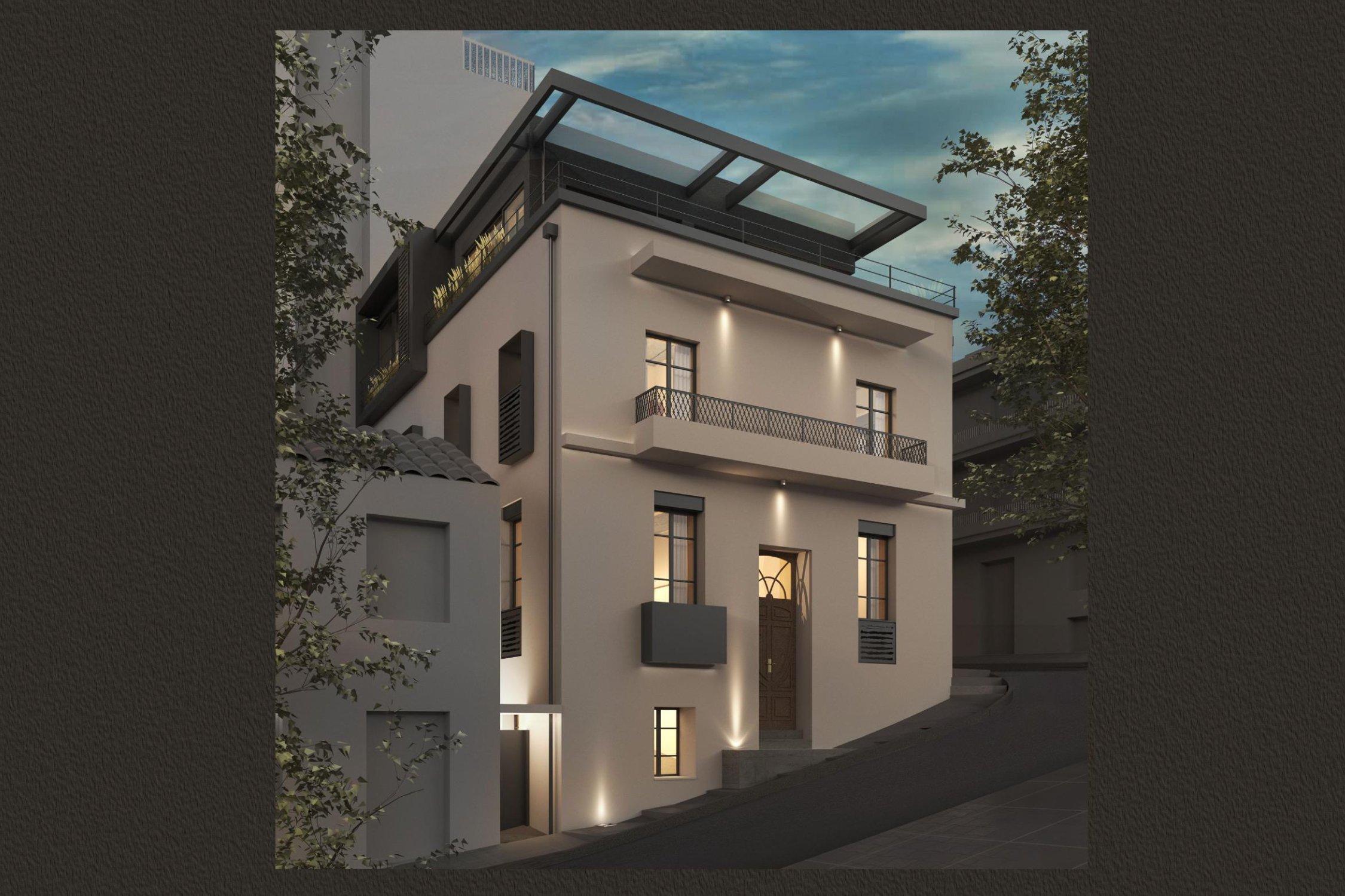 Appartement Lycavittos