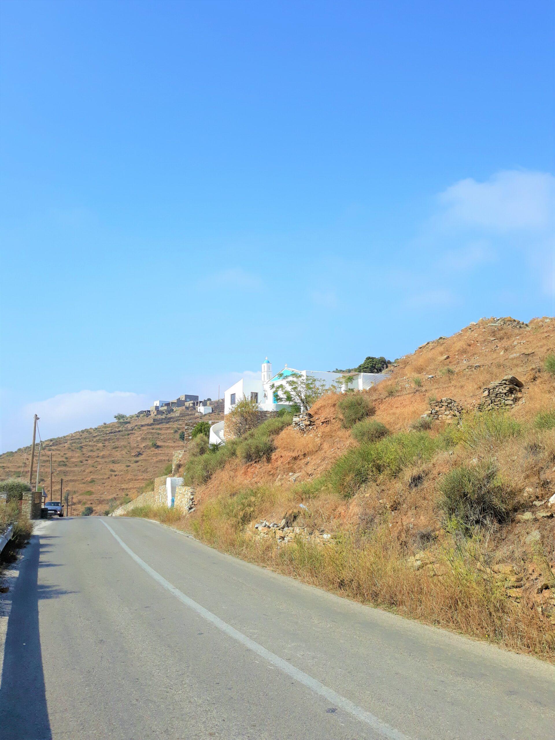 Tinos  - Terrain  - picture 5