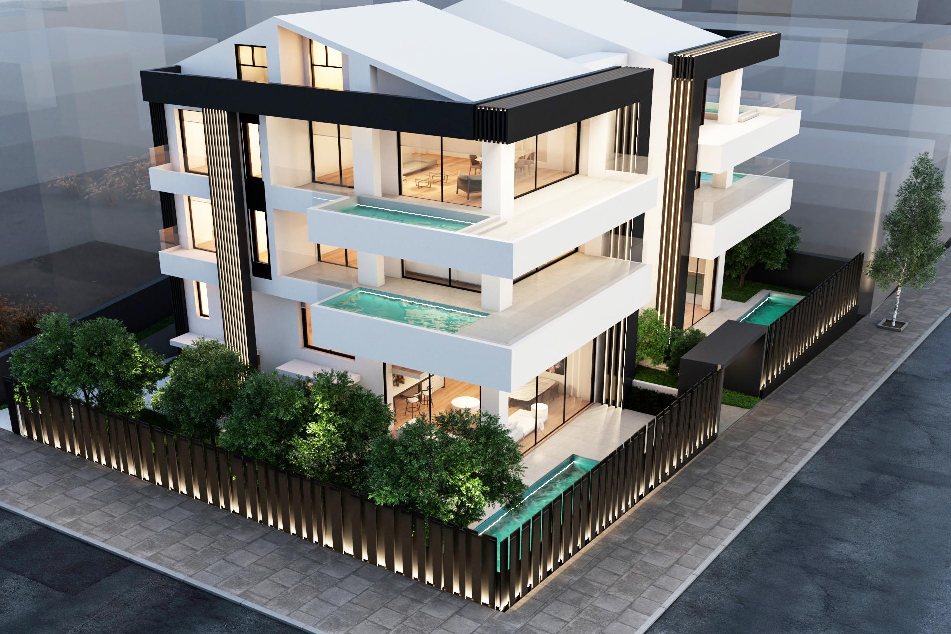 Appartement Voula  -  ref GR-7842-S (picture 1)