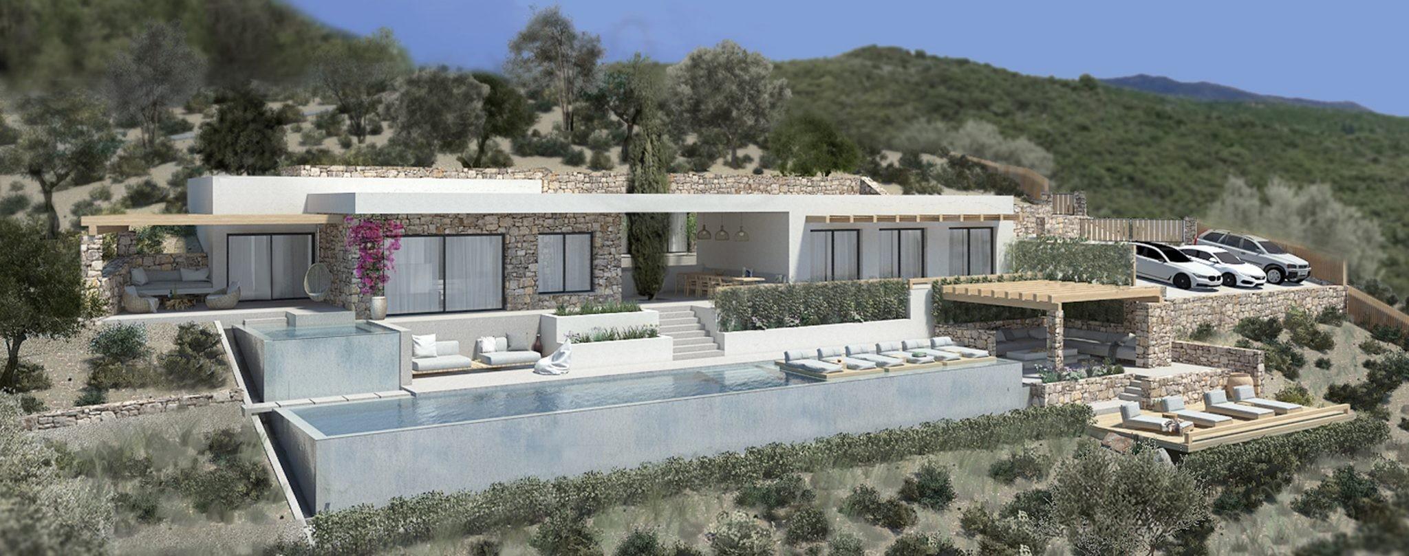 House, Lefkada - Ref GR-4962