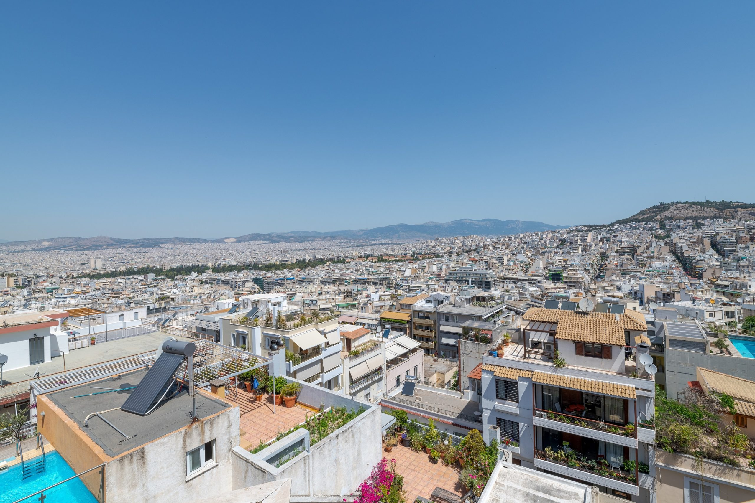 Appartement Lycavittos  -  ref GR-7629-S (picture 1)