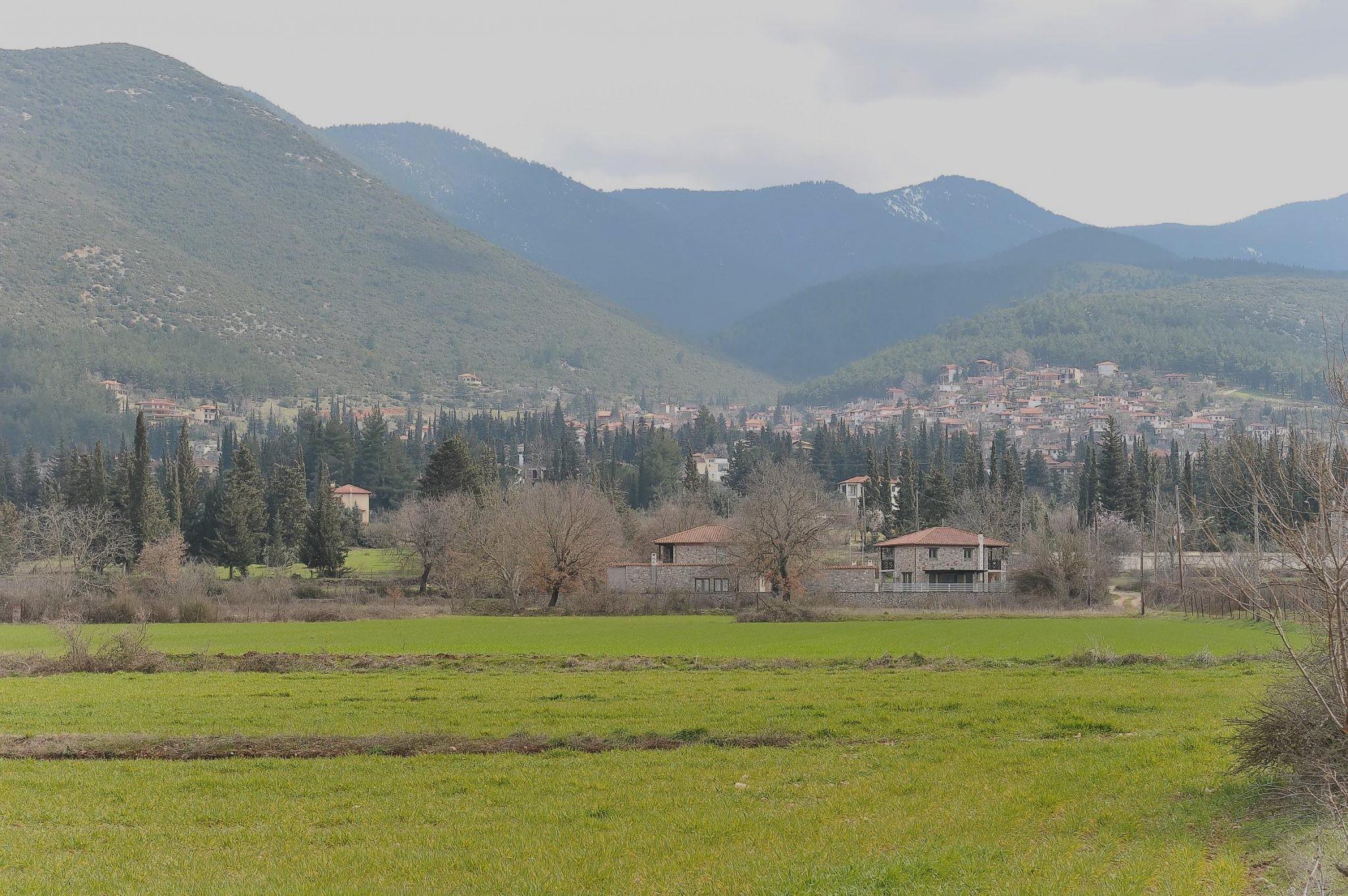 Terreno, Parnassos - Ref GR-5158-S