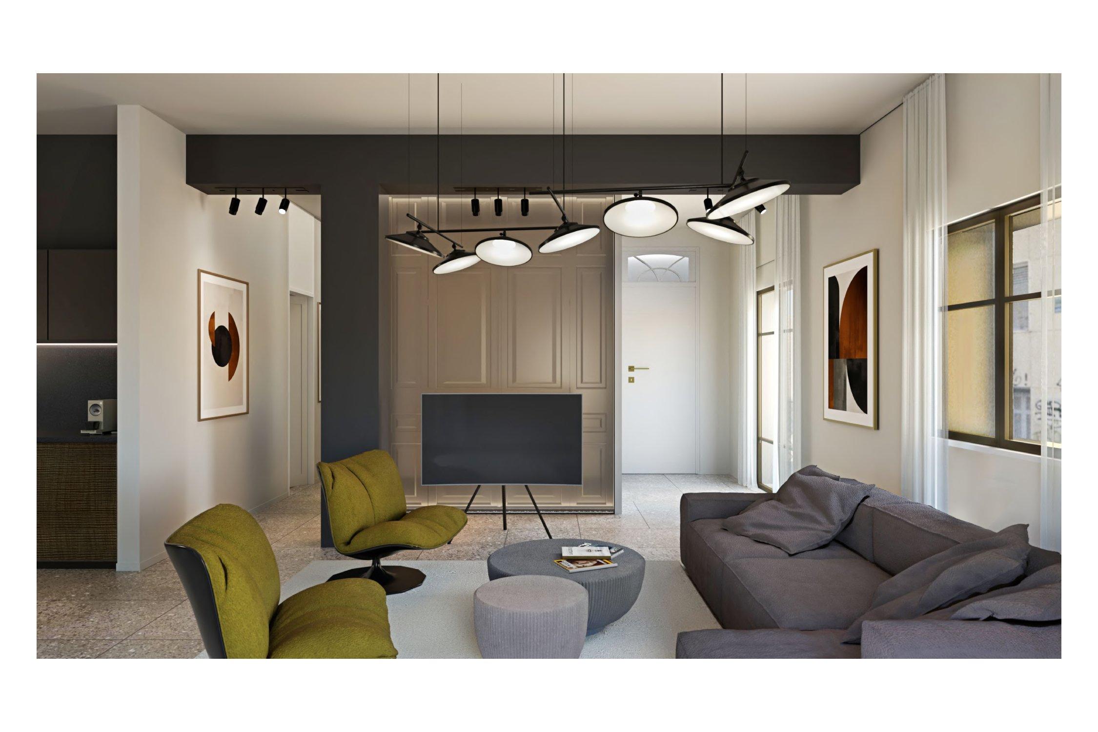 Appartement Lykavittos  -  ref GR-6892-S (picture 2)