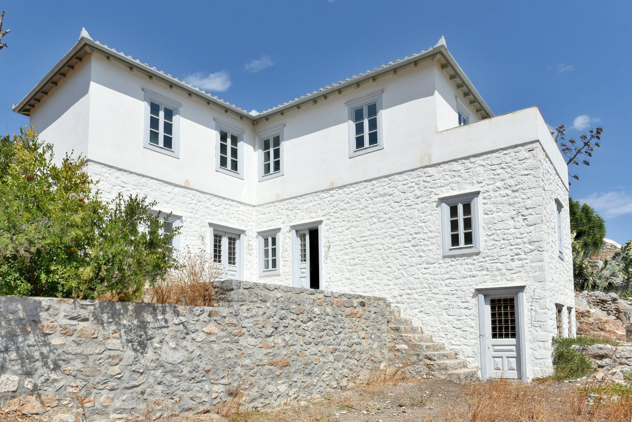 House, Hydra - Ref GR-4803