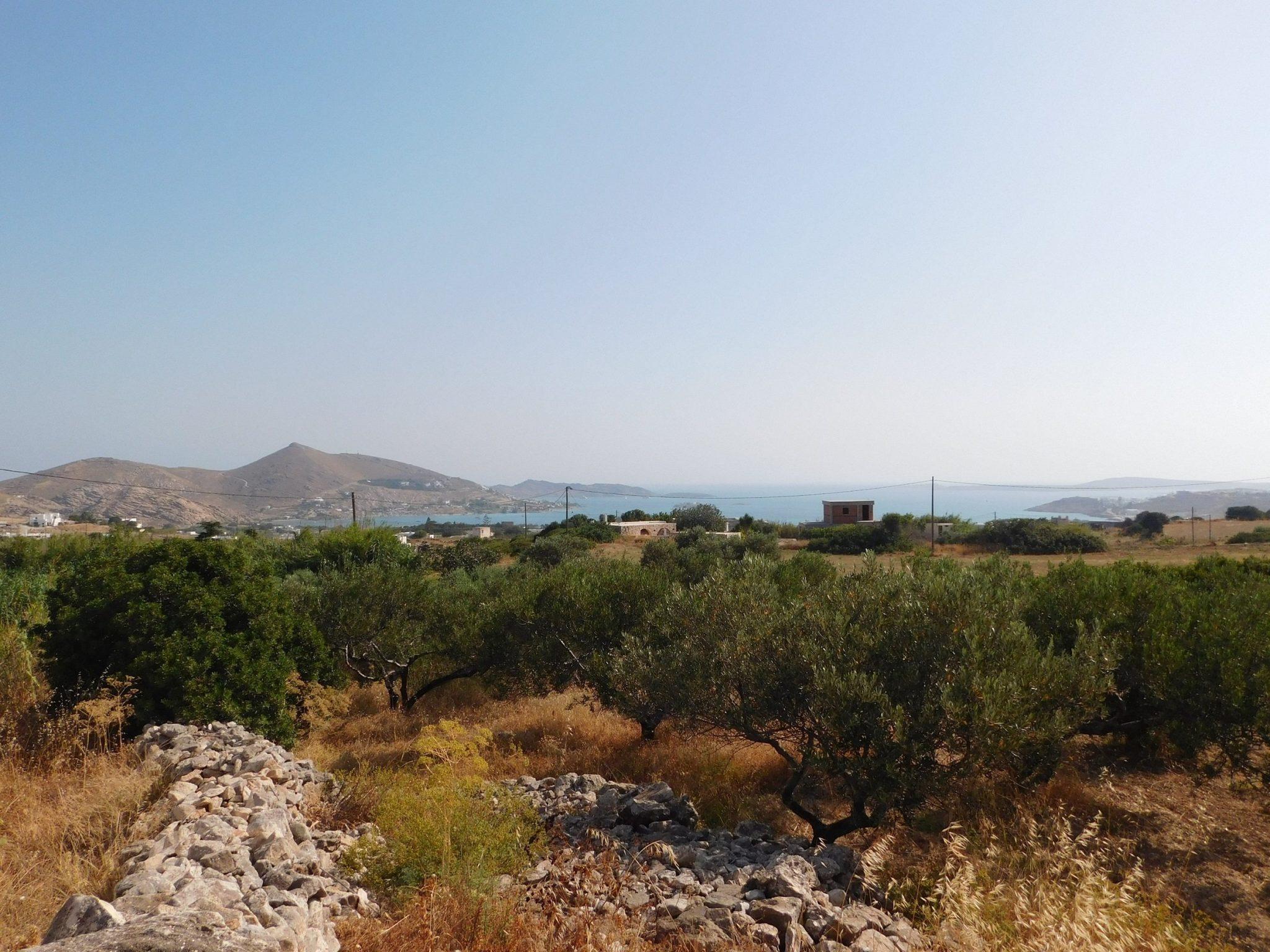 Terreno, Paros - Ref GR-5095