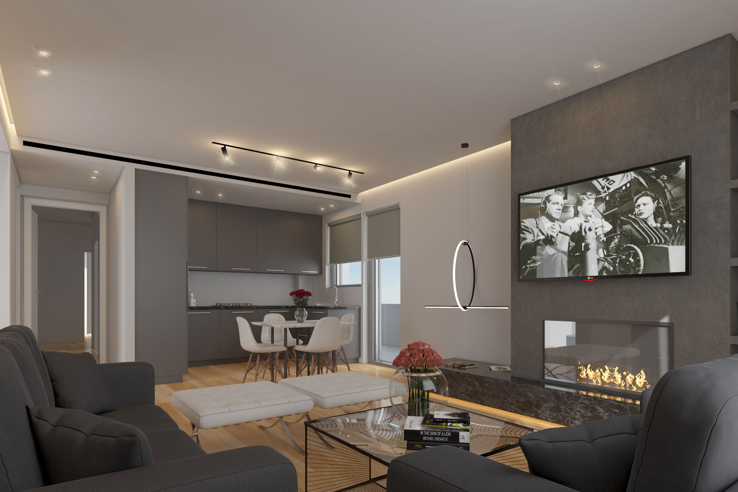 Appartement Alimos  -  ref GR-7521-S (picture 1)