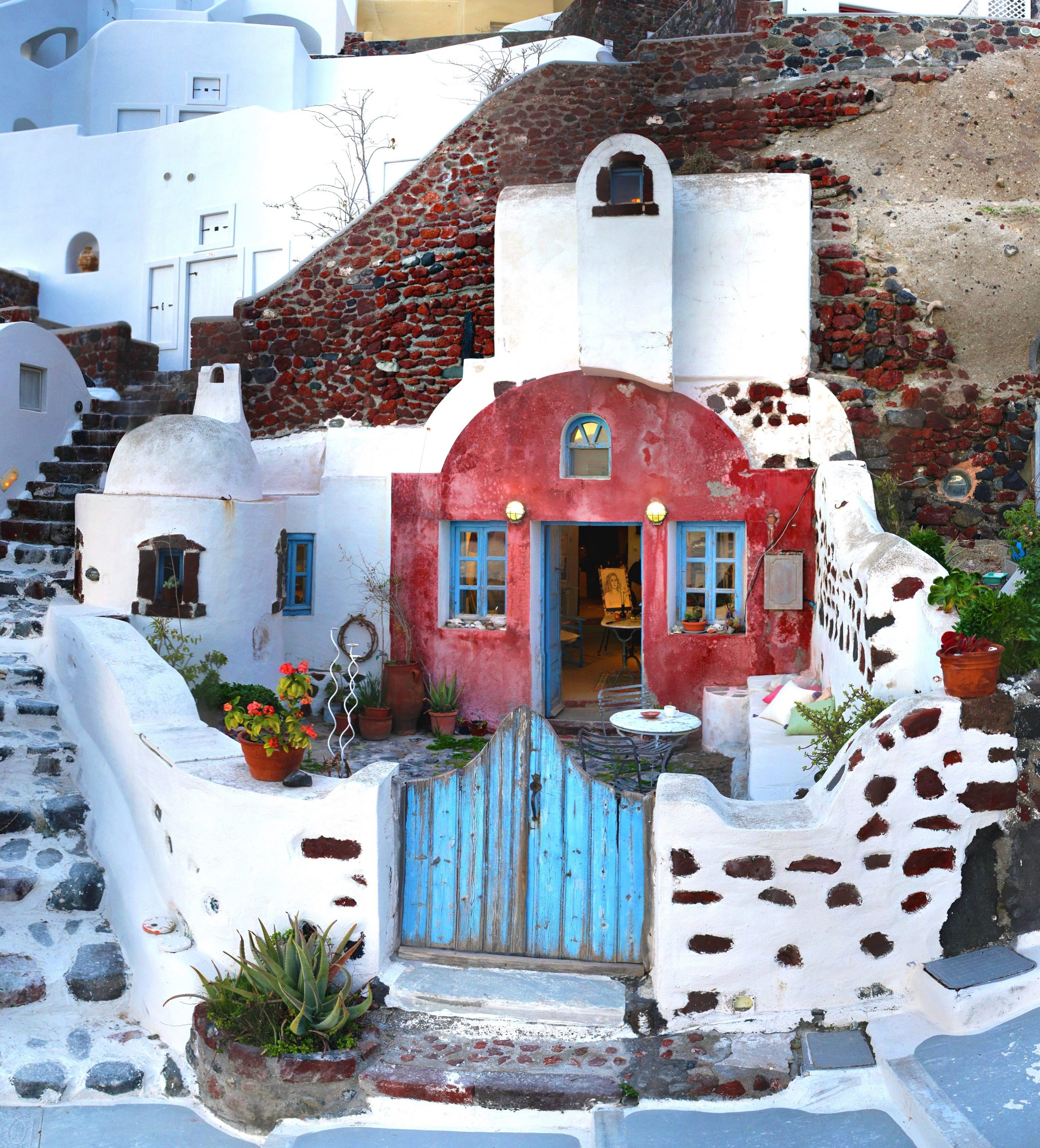 Casa Santorini  -  ref GR-6134-S (picture 1)