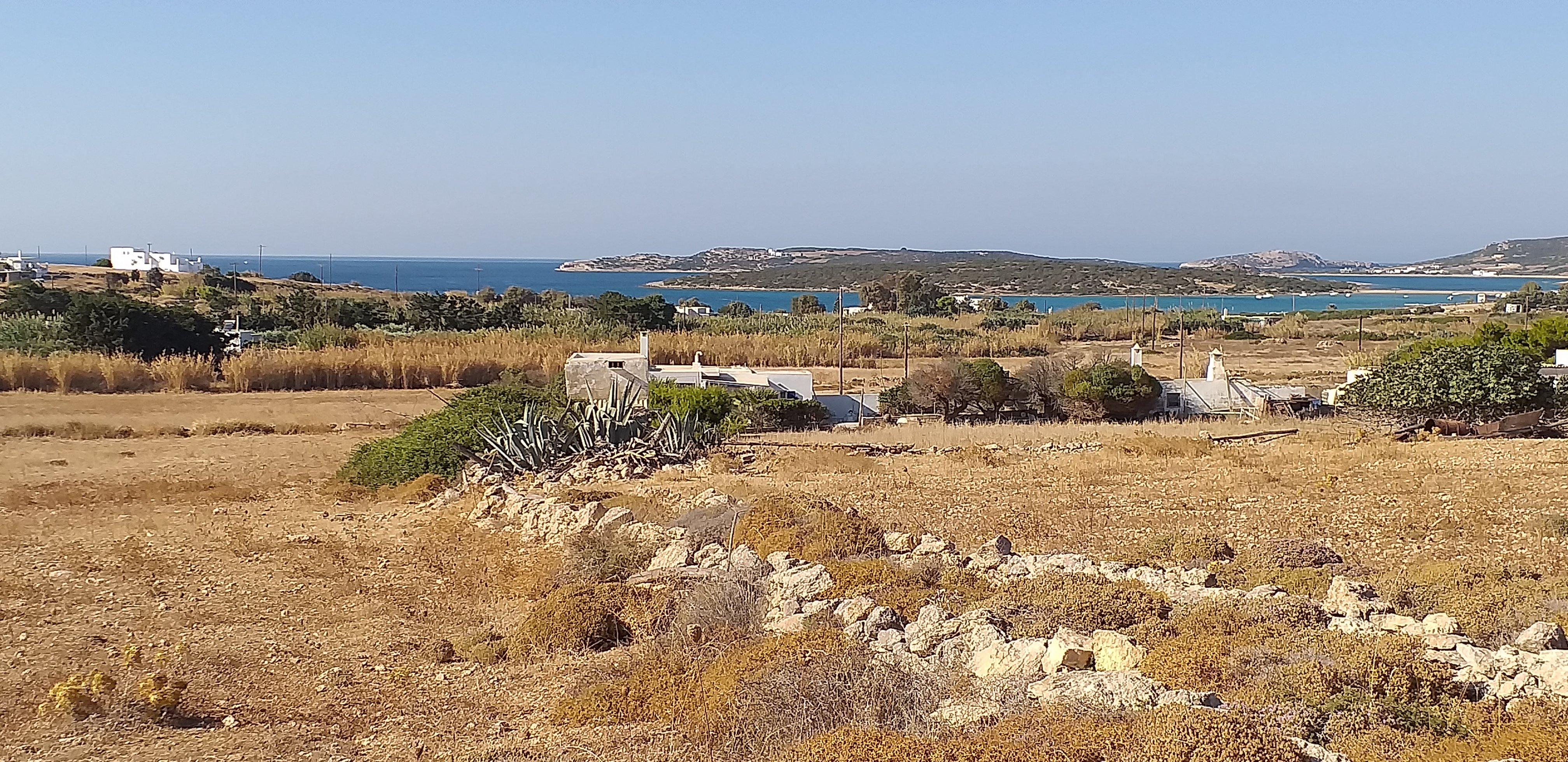 Terrain, Paros - Ref GR-4628