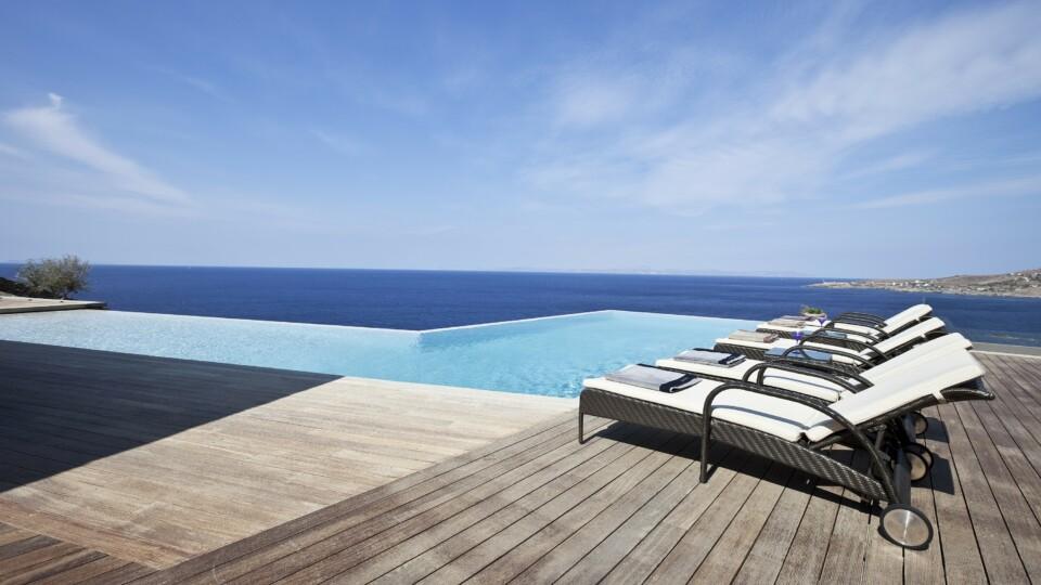 Impressive Villa | Kea Island