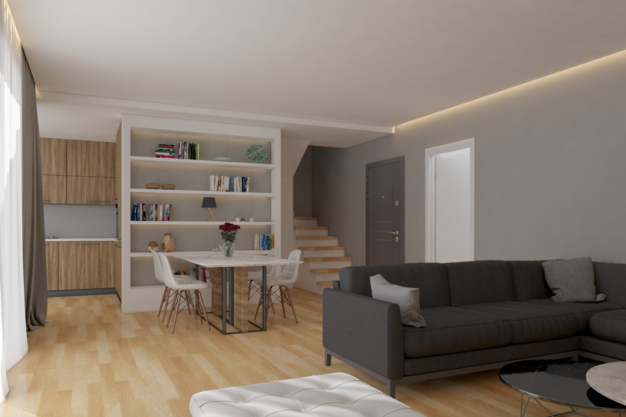 Appartement Alimos  -  ref GR-7523-S (picture 1)