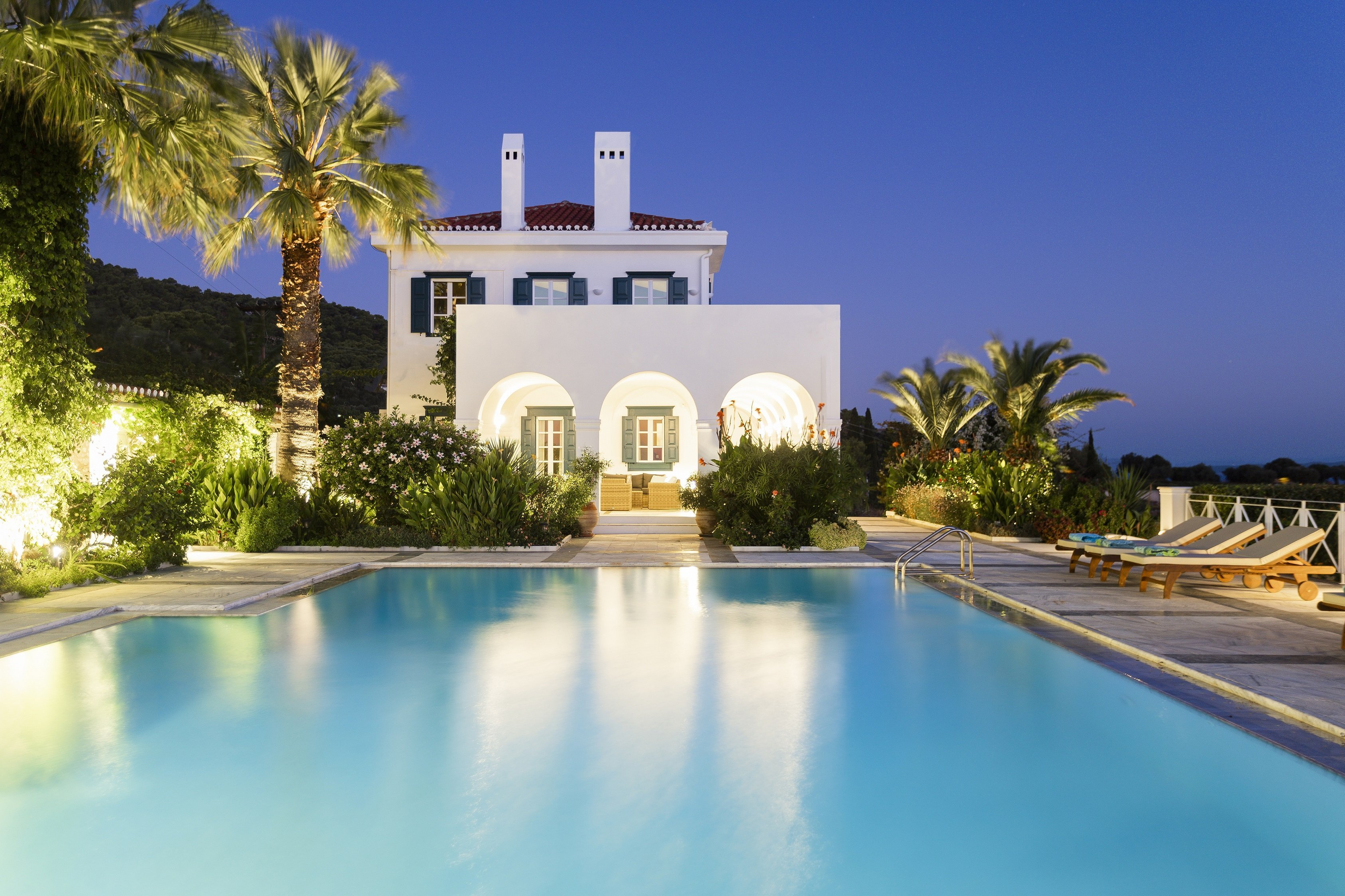 House Spetses