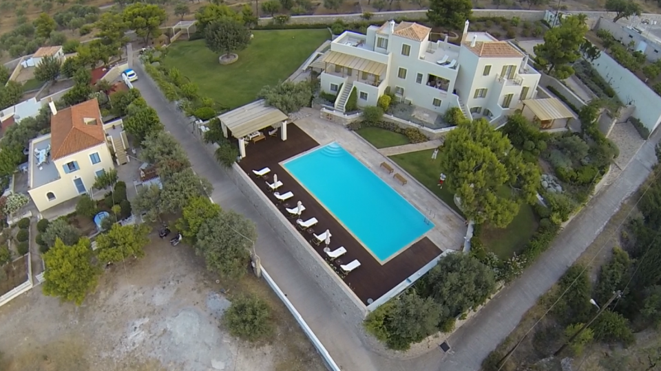 Residential Complex | Spetses Island