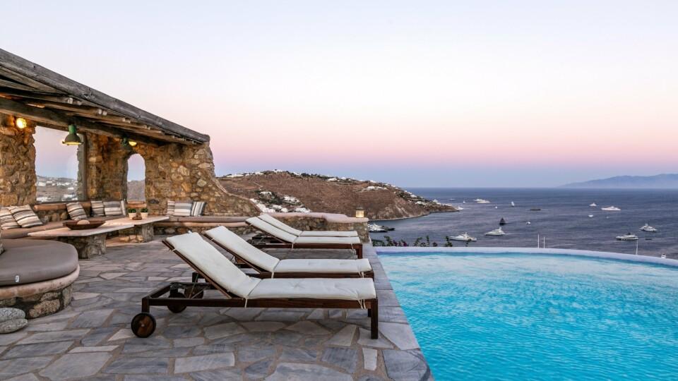 Exquisite Villa | Mykonos Island